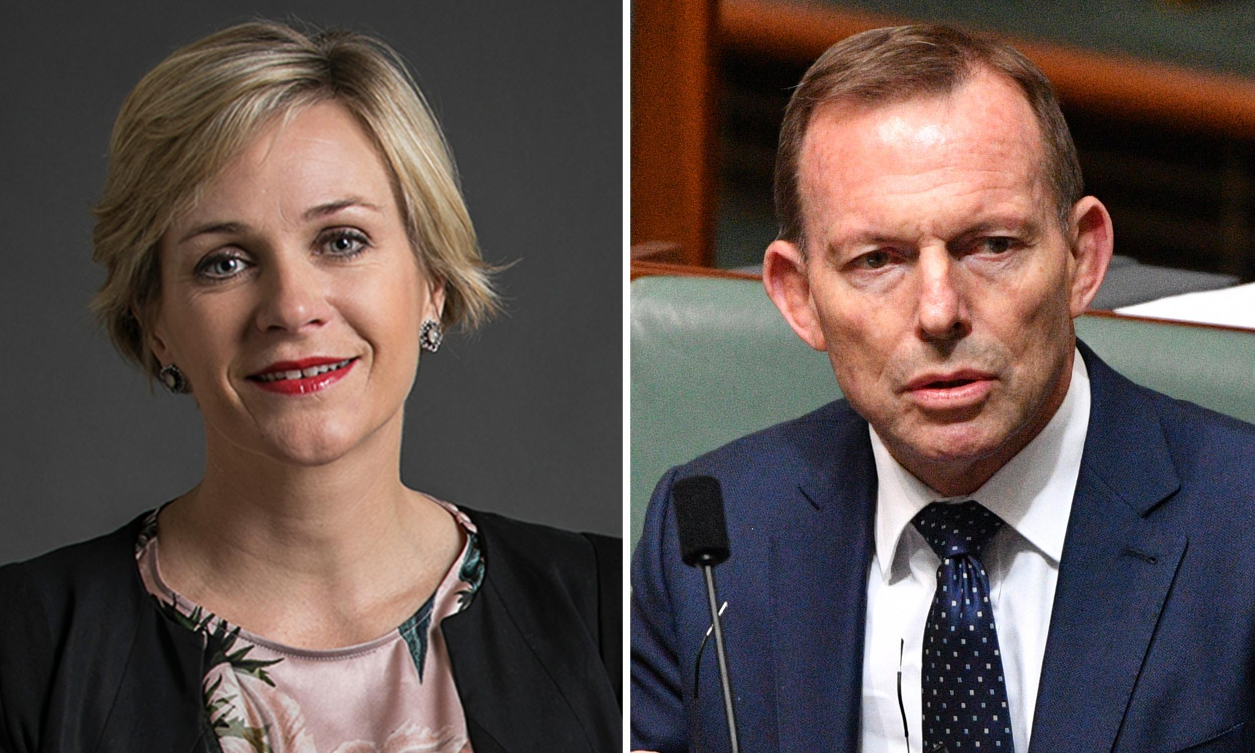 Tony Abbott on track to lose Warringah to Zali Steggall, poll shows