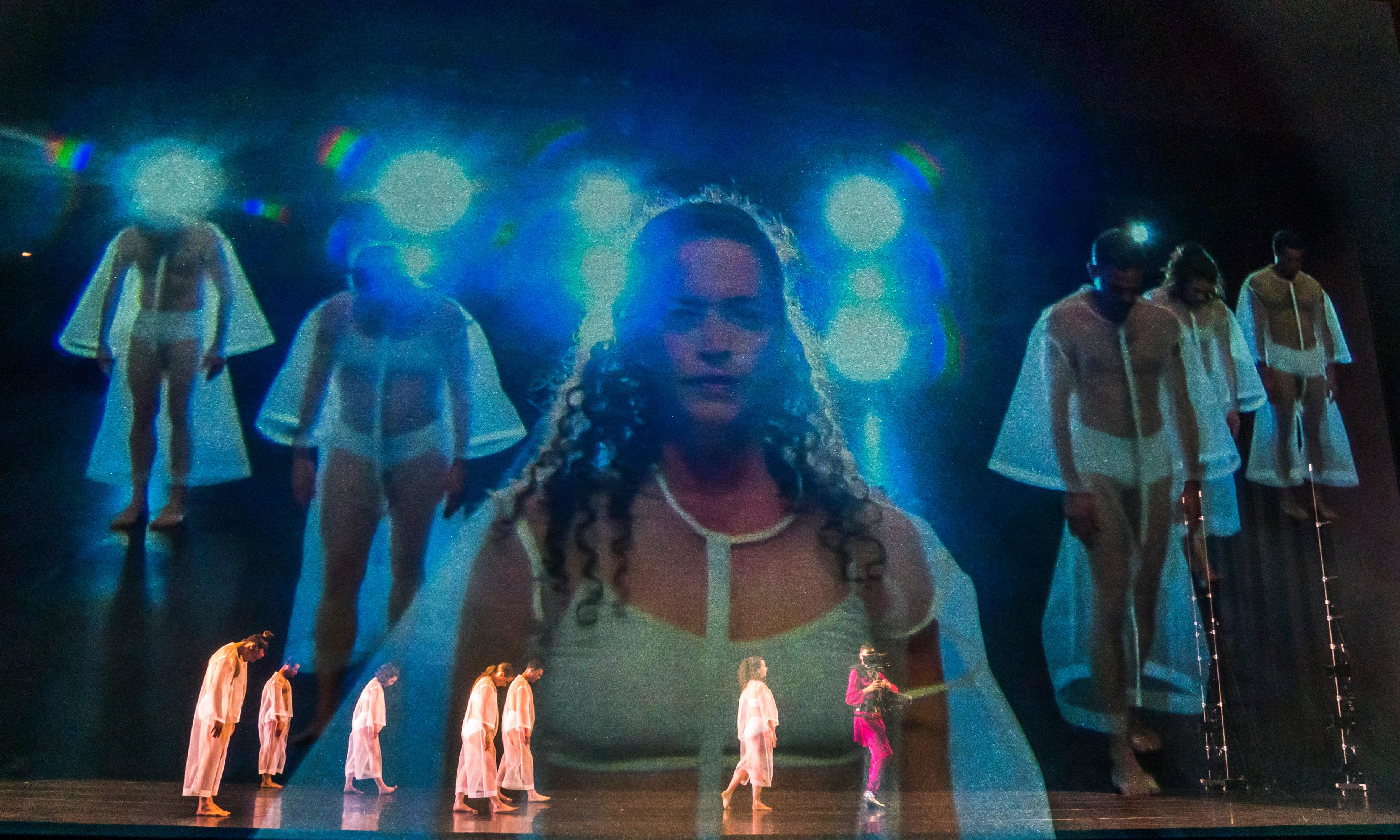Tesseract review – strap in for the shapeshifting worlds of Charles Atlas