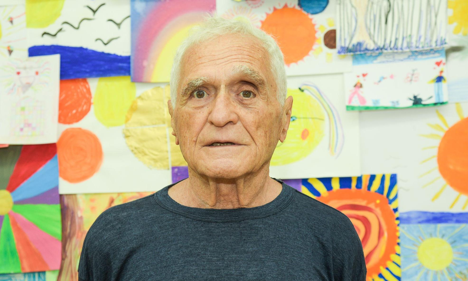 John Giorno – the New York radical who broke art and poetry's boundaries