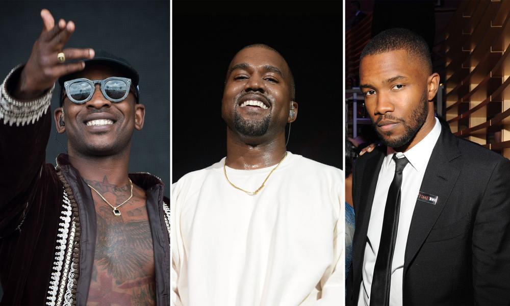 Skepta, Kanye West, Frank Ocean