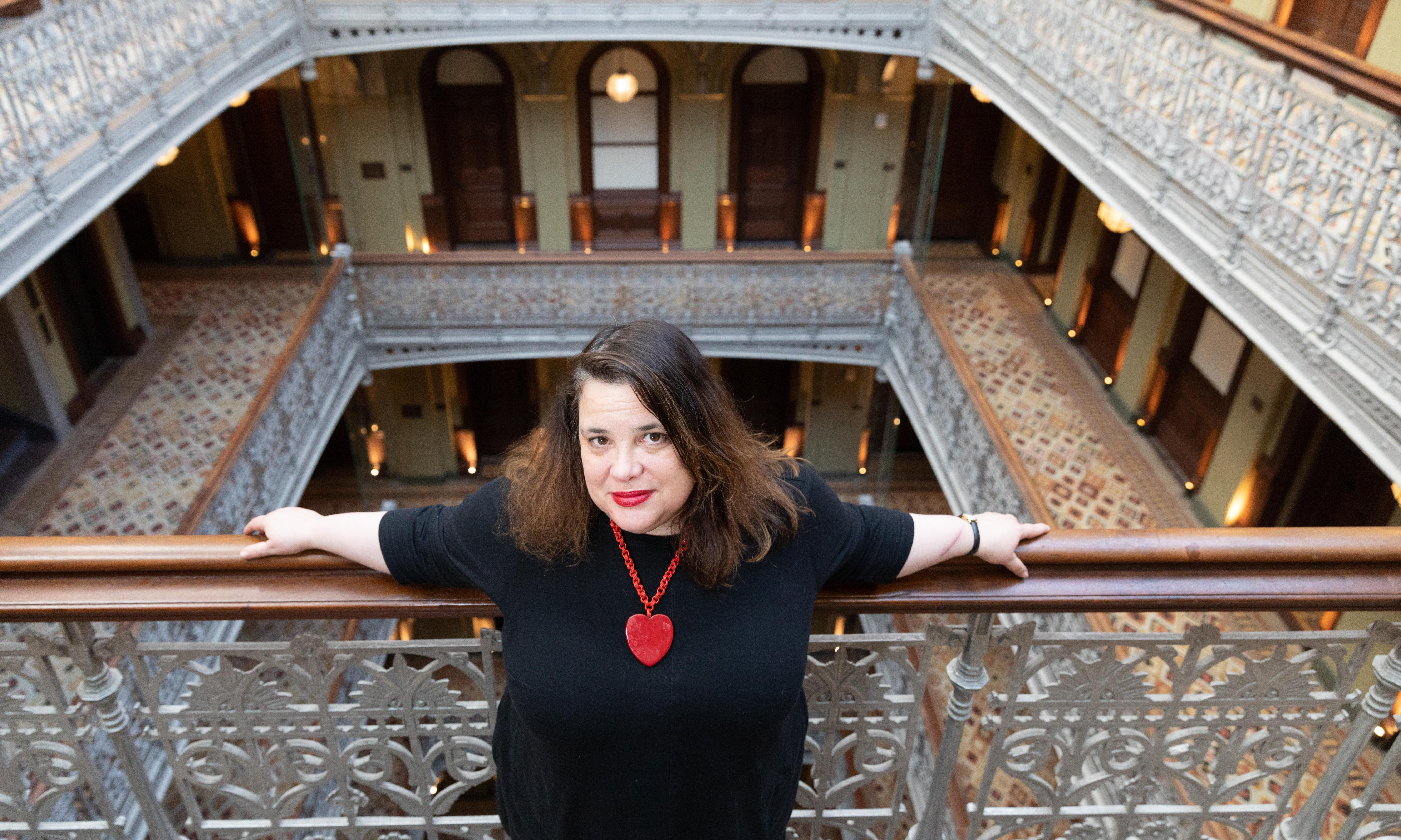 Elizabeth McCracken: 'Creative writing is not like making a souffle'