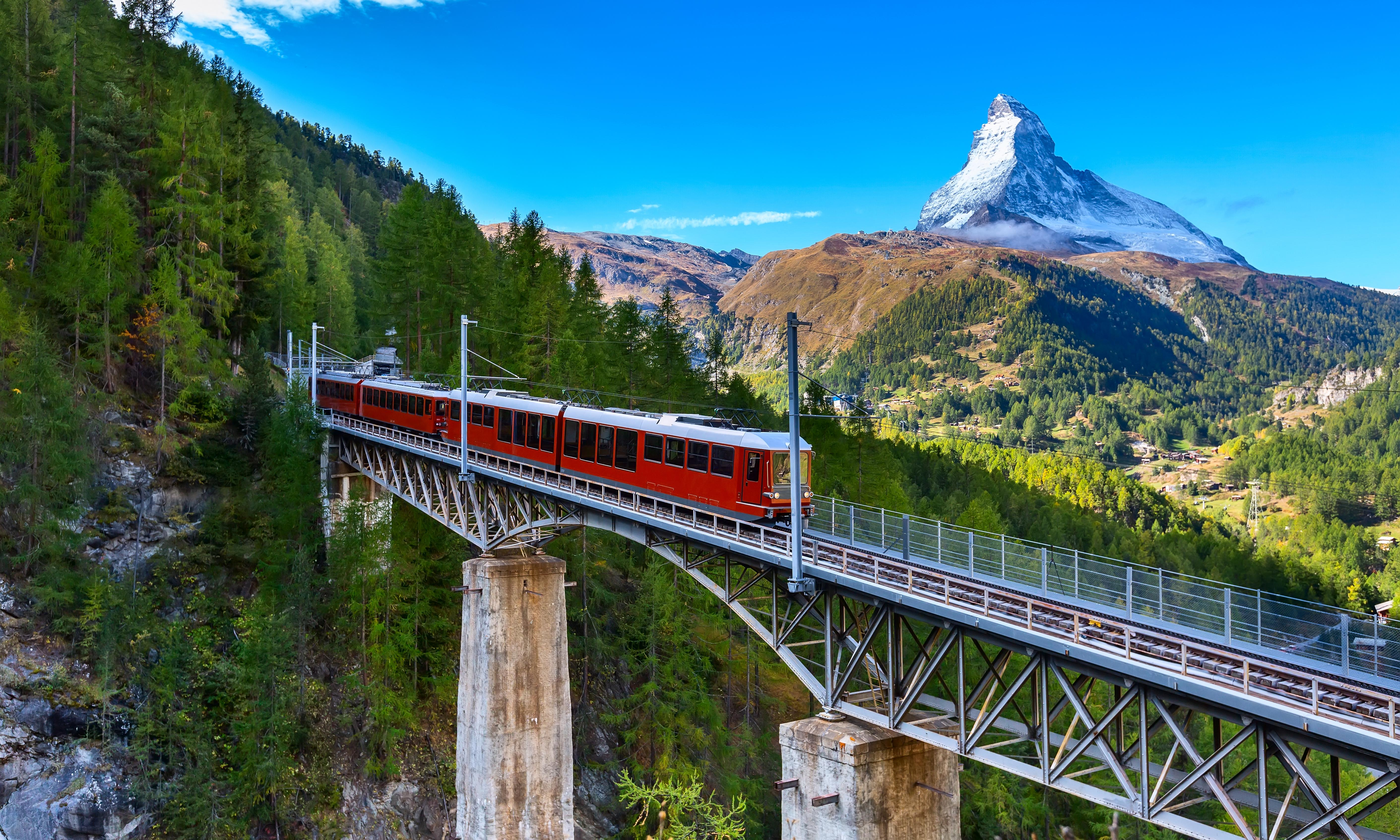 Rail and sail: how to book the perfect holiday – without any flying