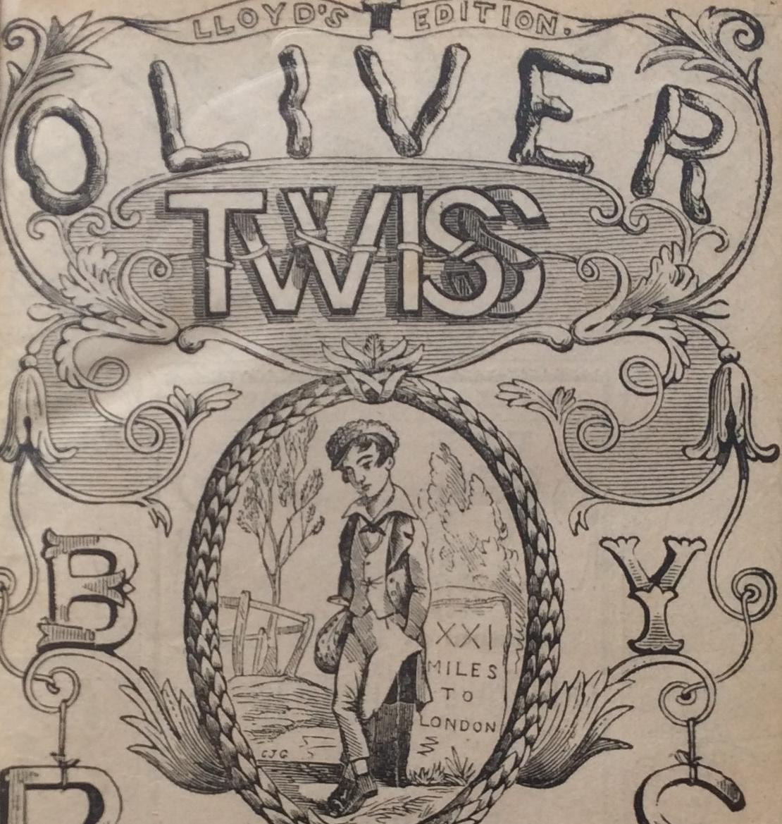 Oliver Twiss and Martin Guzzlewit – the fan fiction that ripped off Dickens