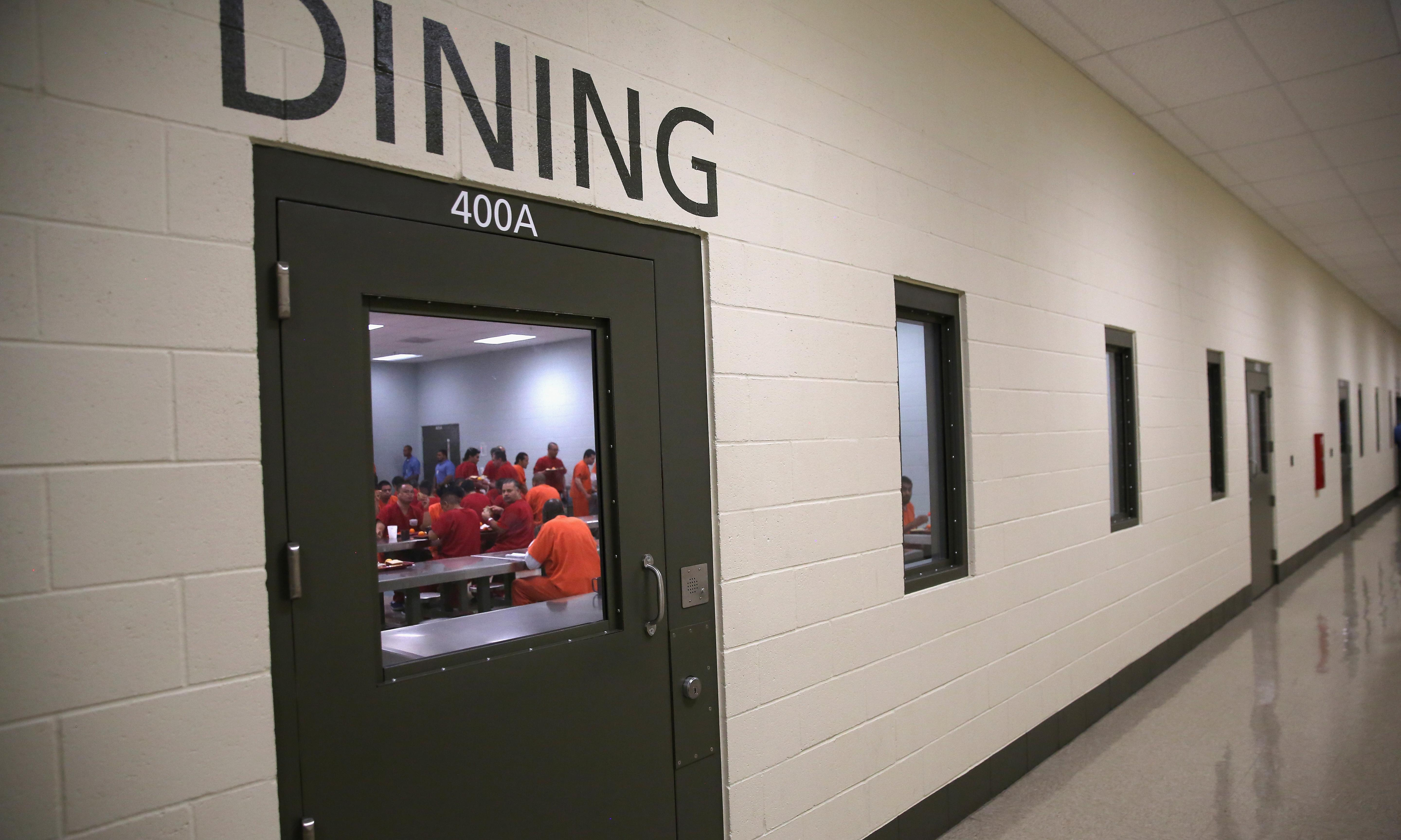 Private prison companies served with lawsuits over using detainee labor