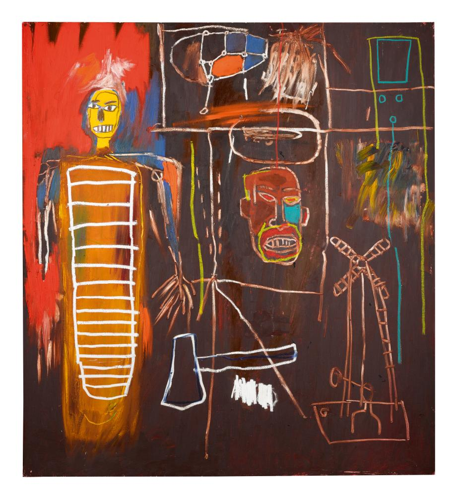 Air Power by Basquiat.