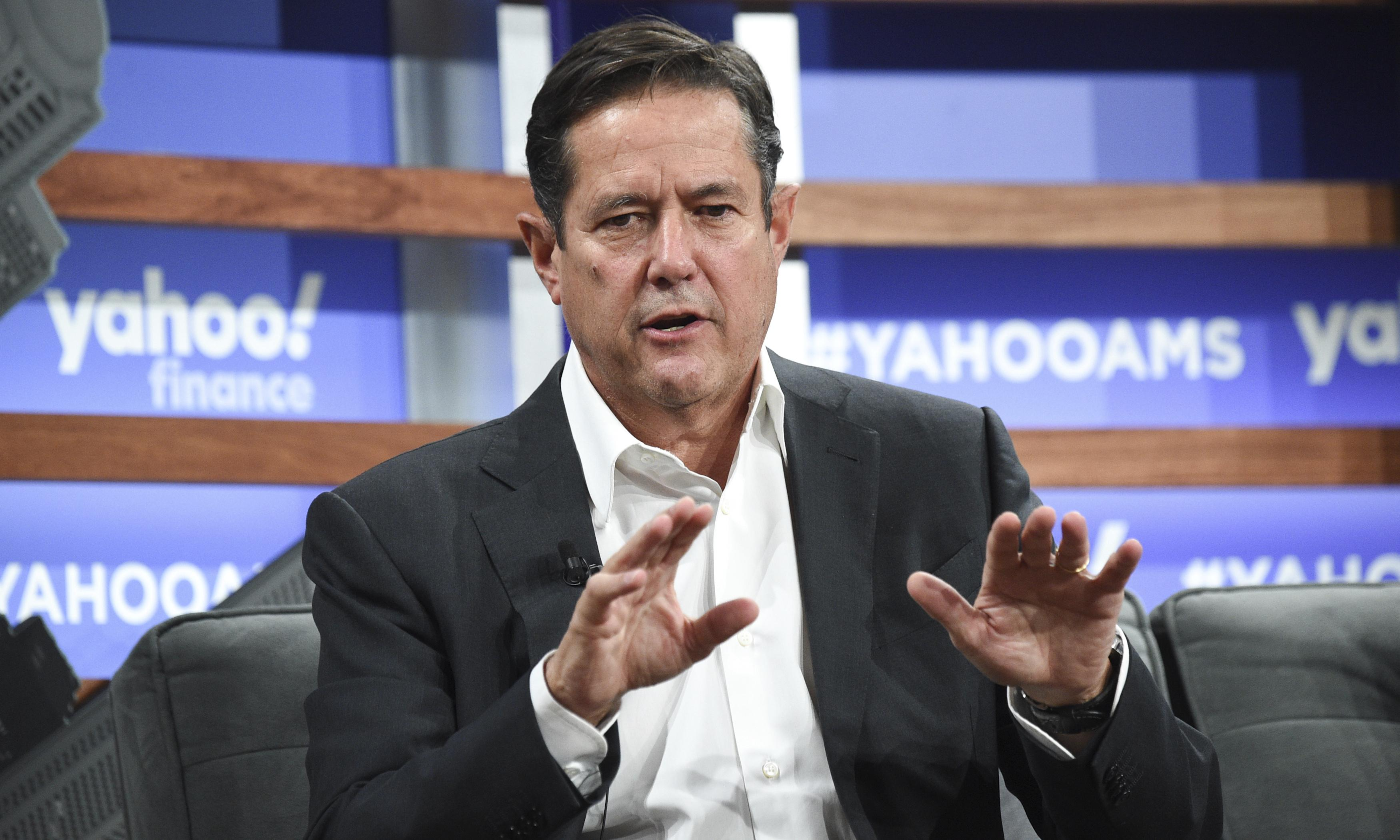 Barclays boss Jes Staley's links to Jeffrey Epstein investigated