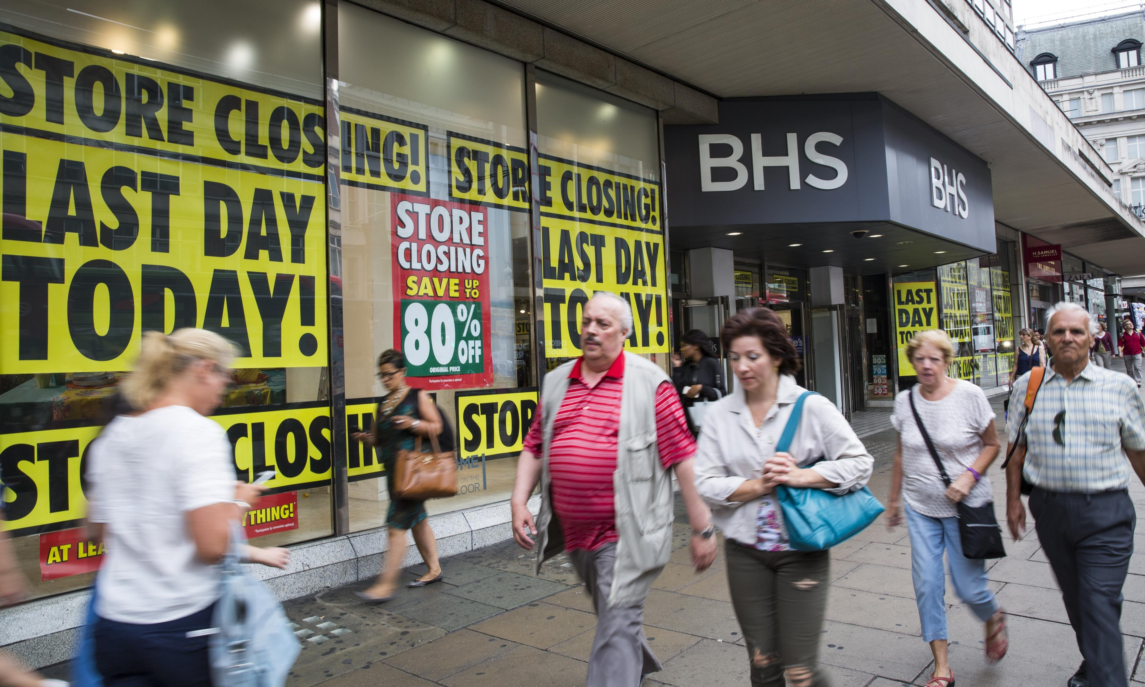 Where are they now? Big shops that founded the FTSE 100 with M&S