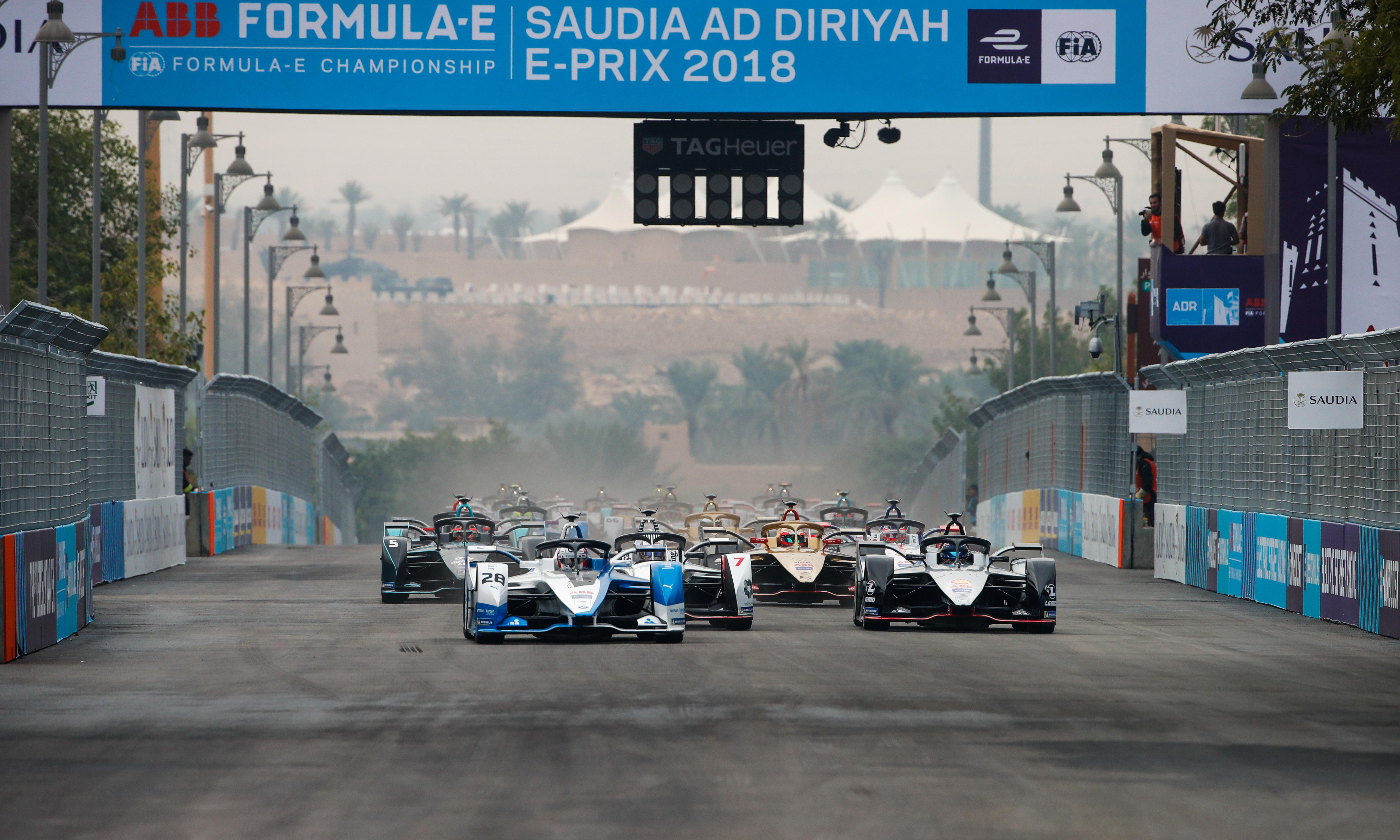 Saudi race not about F1 healing powers but cash and cleaning the regime's reputation