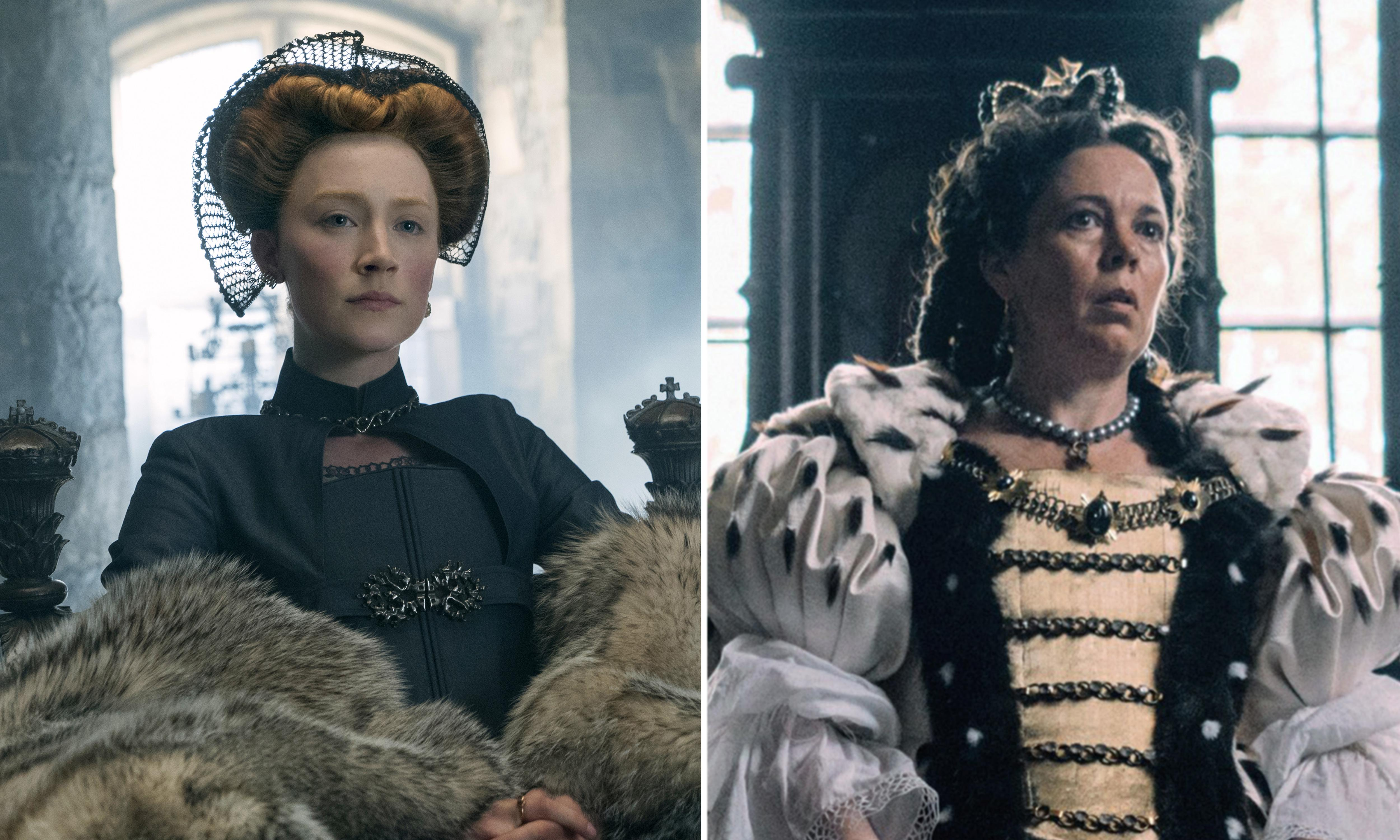 Killer queens: how The Favourite reigns over Mary Queen of Scots