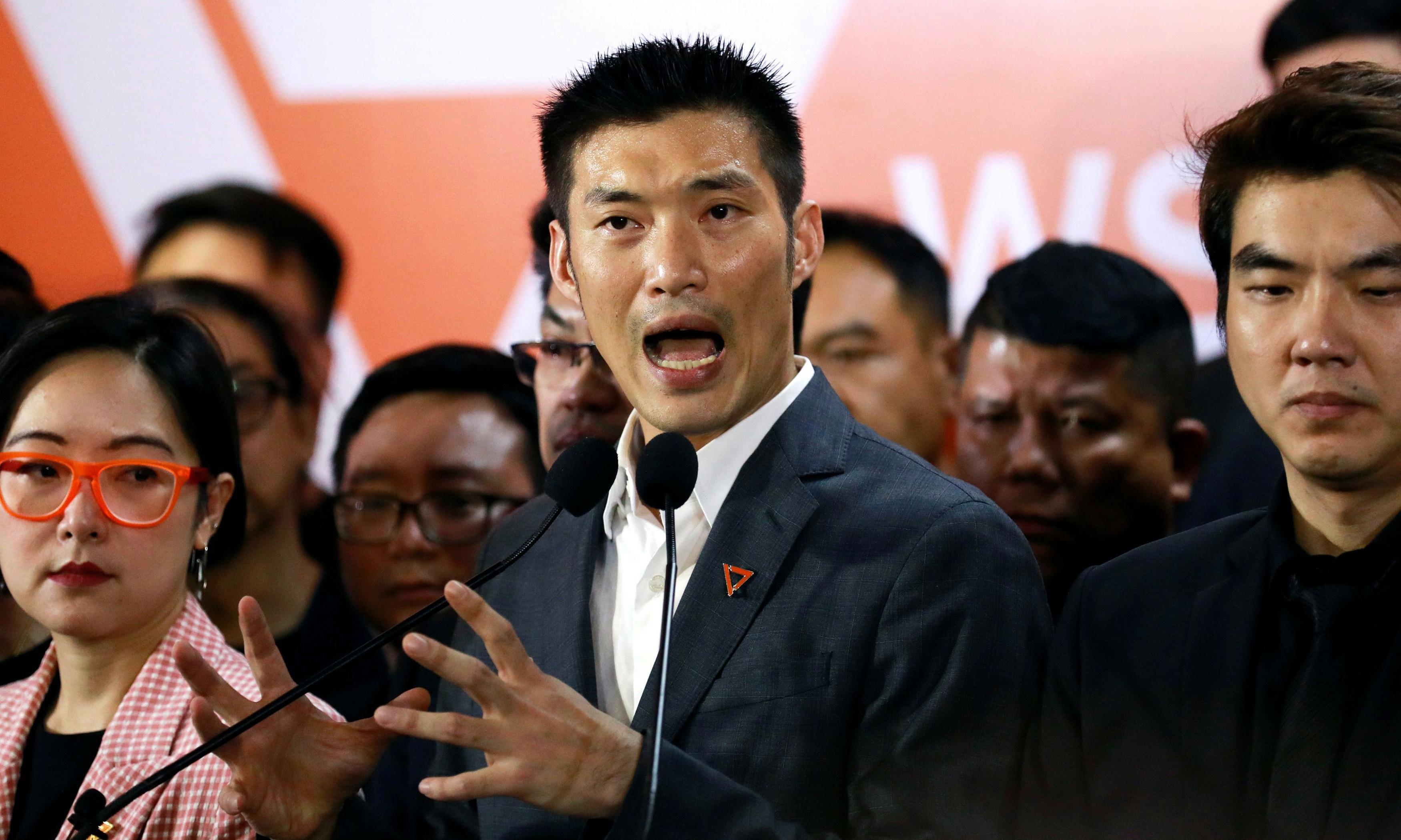 Thai court dissolves opposition party Future Forward