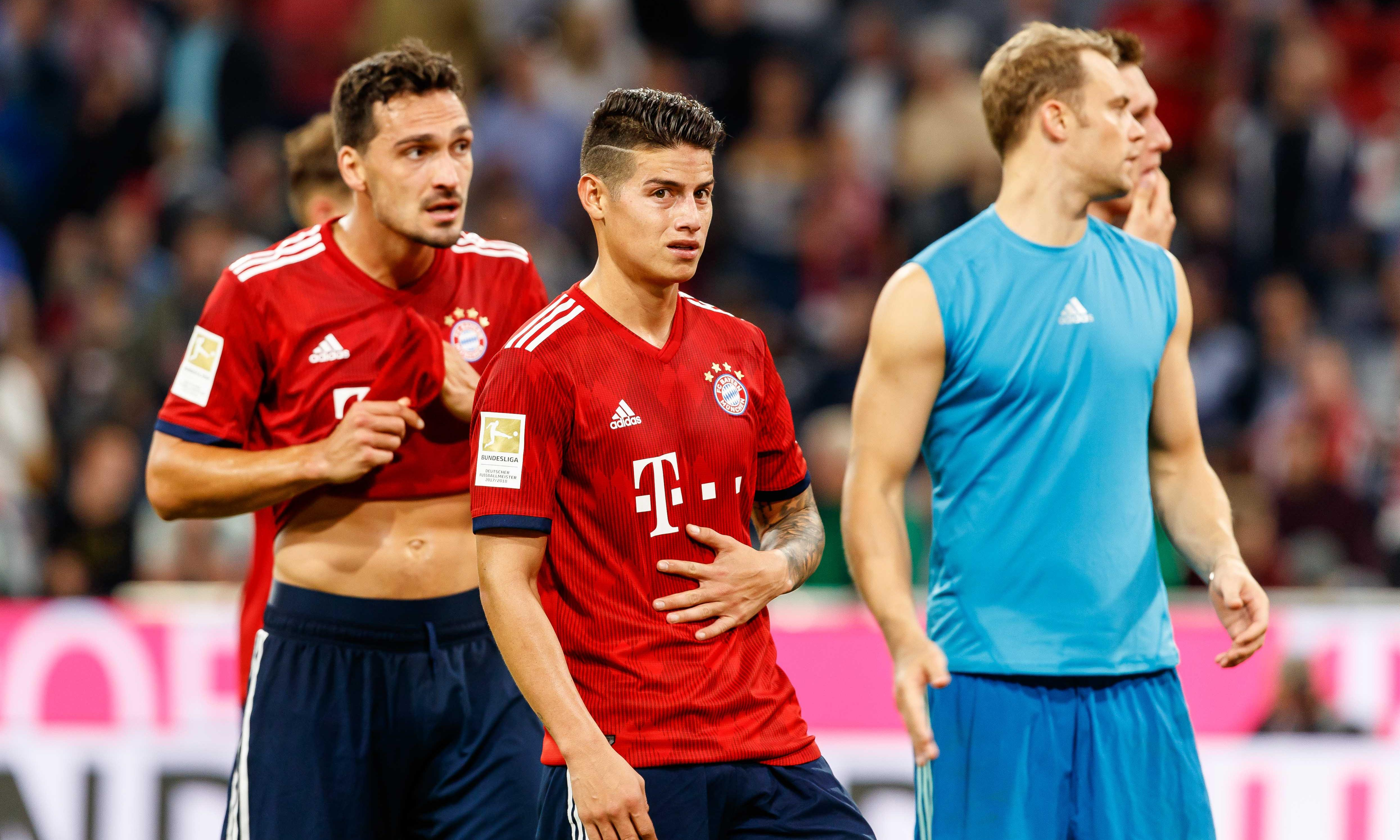 Too old and porous? Bayern Munich face Liverpool amid serious doubts