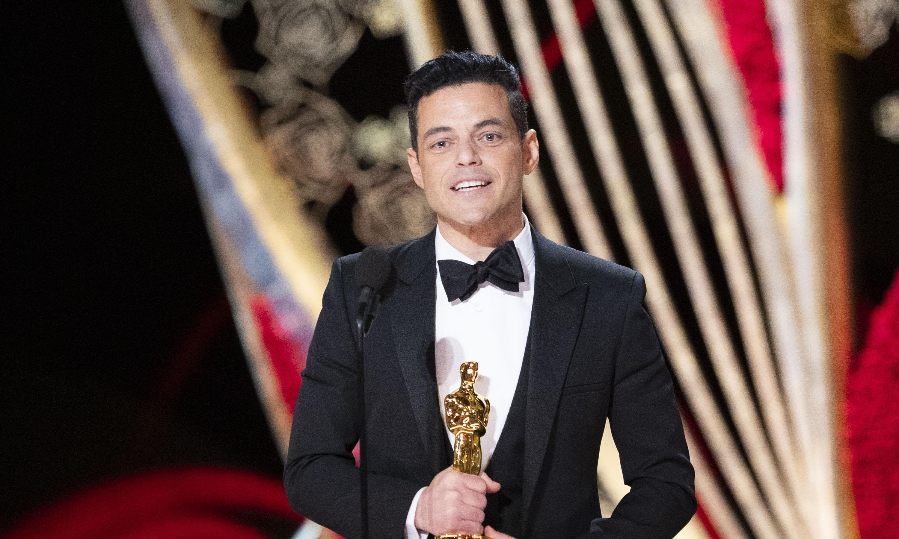 Oscar winner Rami Malek: the first best actor of Arab heritage