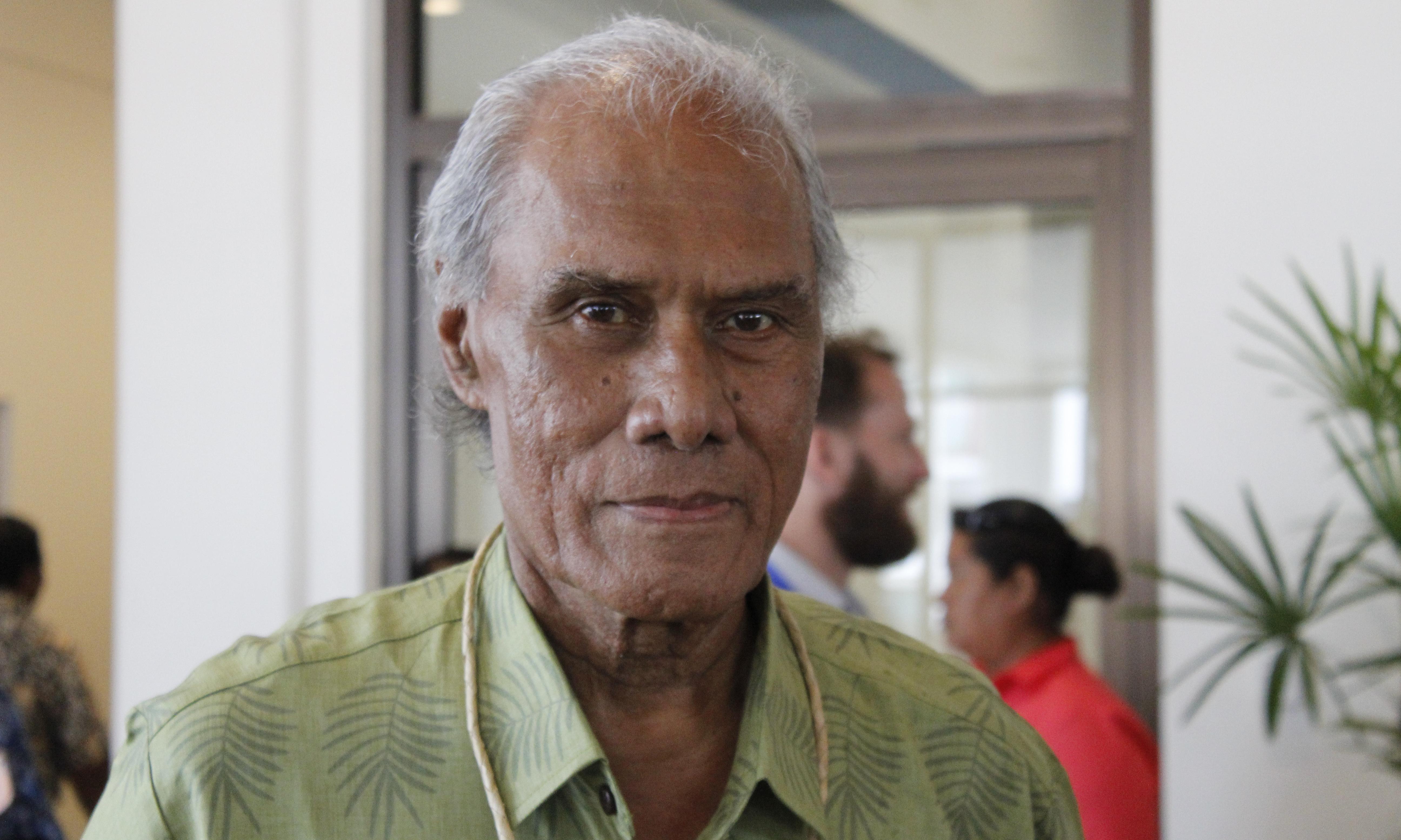 'From firebrand activist to elder statesman': Pacific mourns Tongan PM 'Akilisi Pohiva