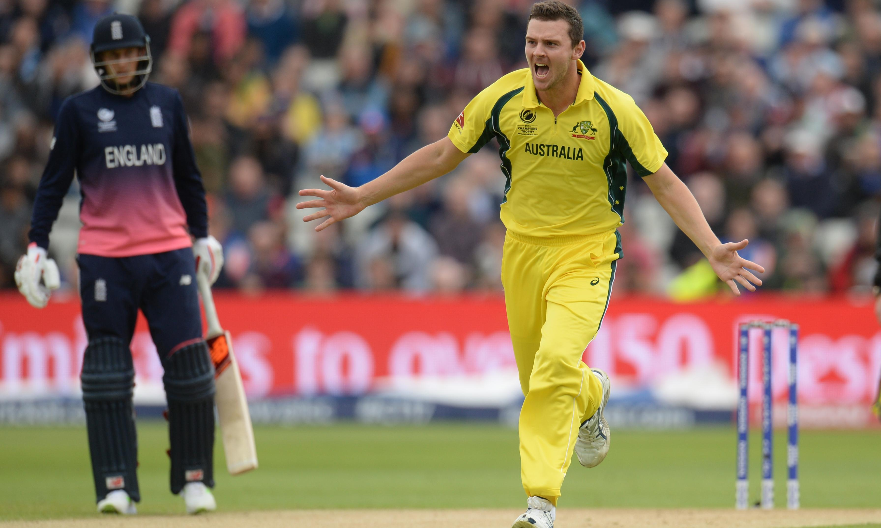 Josh Hazlewood misses World Cup selection as Warner and Smith return