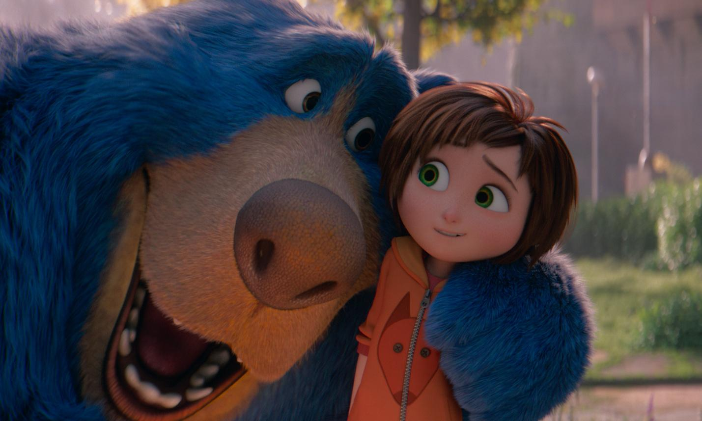 Wonder Park review – a rickety ride into animated utopia