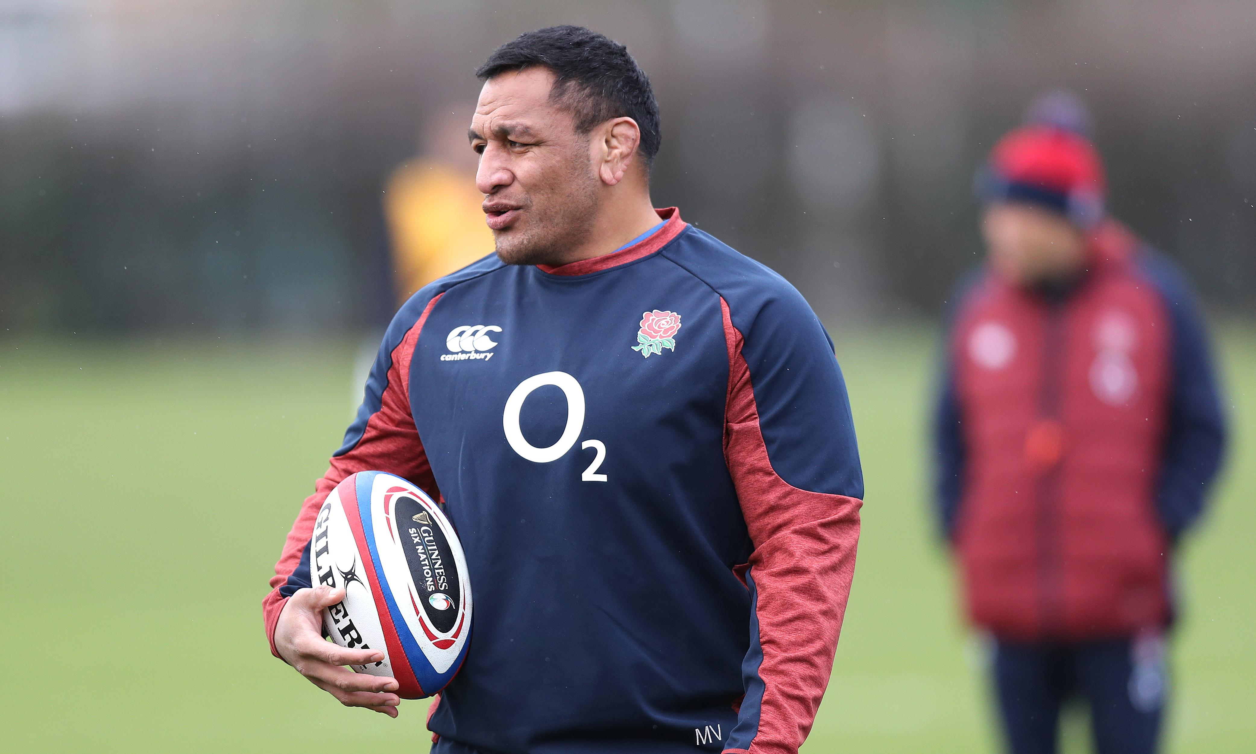 Mako Vunipola out of England's Six Nations showdown with Ireland