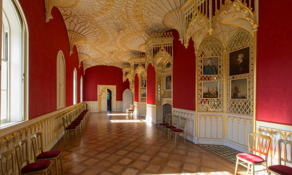 3D replicas of 18th century portraits will be hung in Strawberry Hill House, Twickenham, where Horace Walpole lived.
