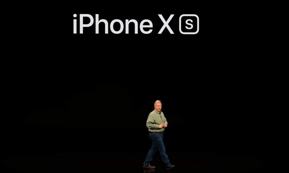 Phil Schiller senior vice president, worldwide marketing of Apple,