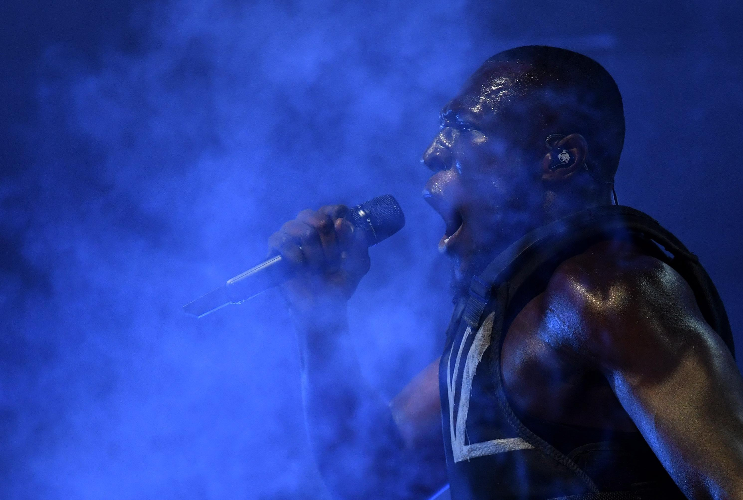 Stormzy at Glastonbury 2019 review – a glorious victory lap for black British culture