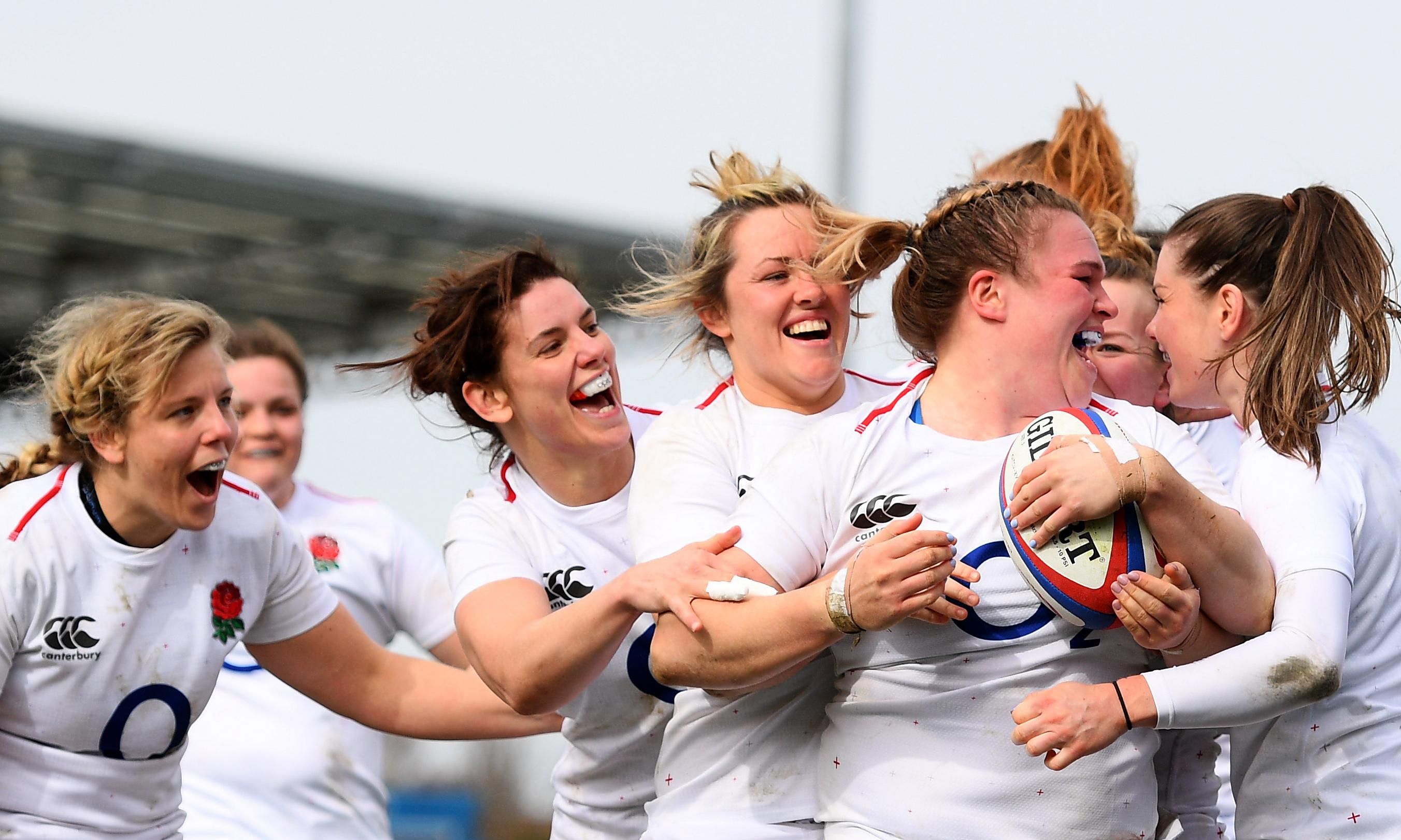 England women tilt level playing field of Six Nations as slam beckons