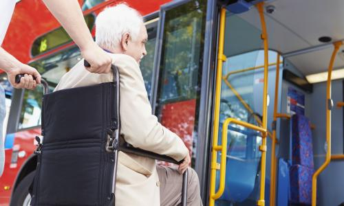 Disabled people are still being treated as second class on public transport