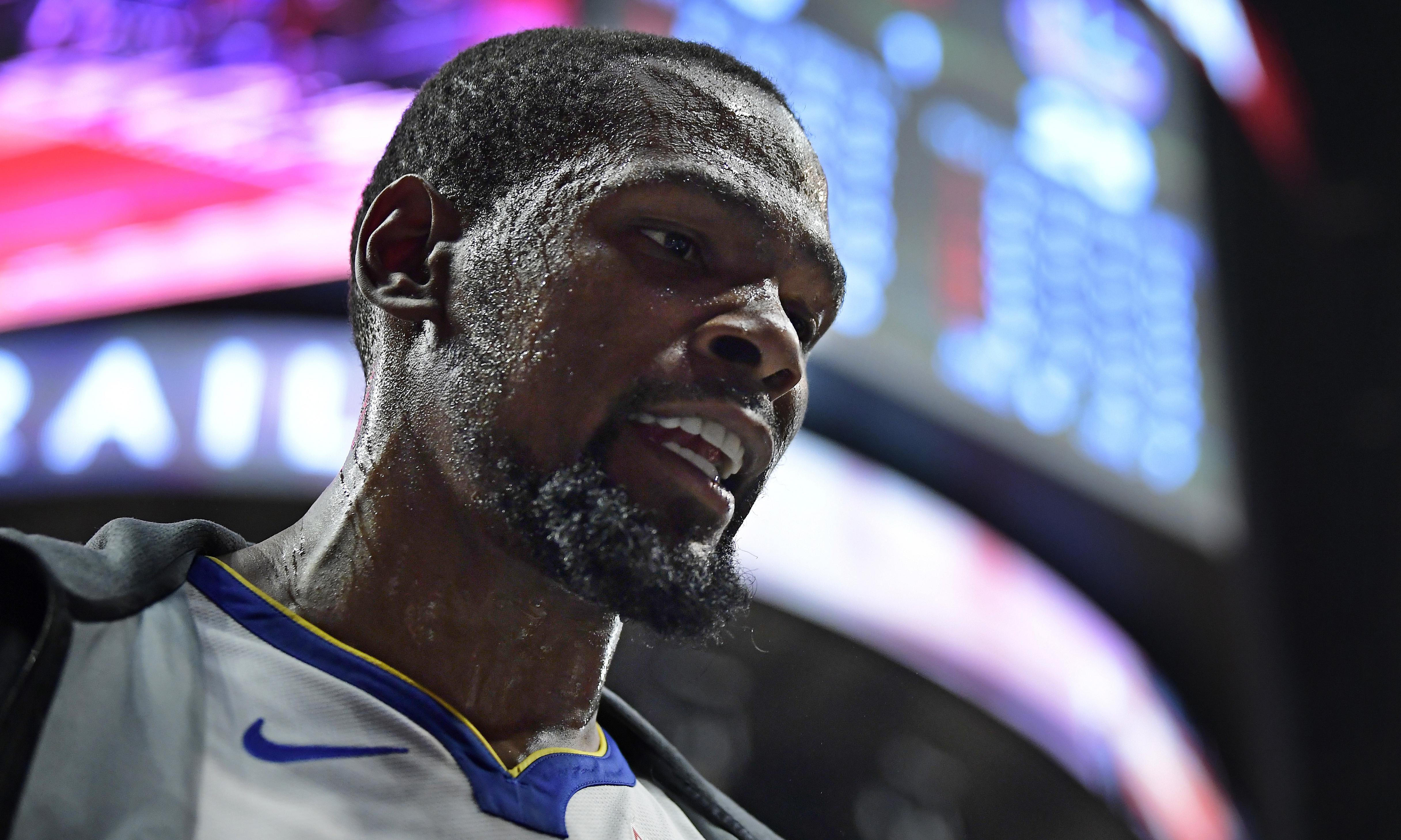 'Some days I hate the NBA': Kevin Durant reflects on relationship with basketball