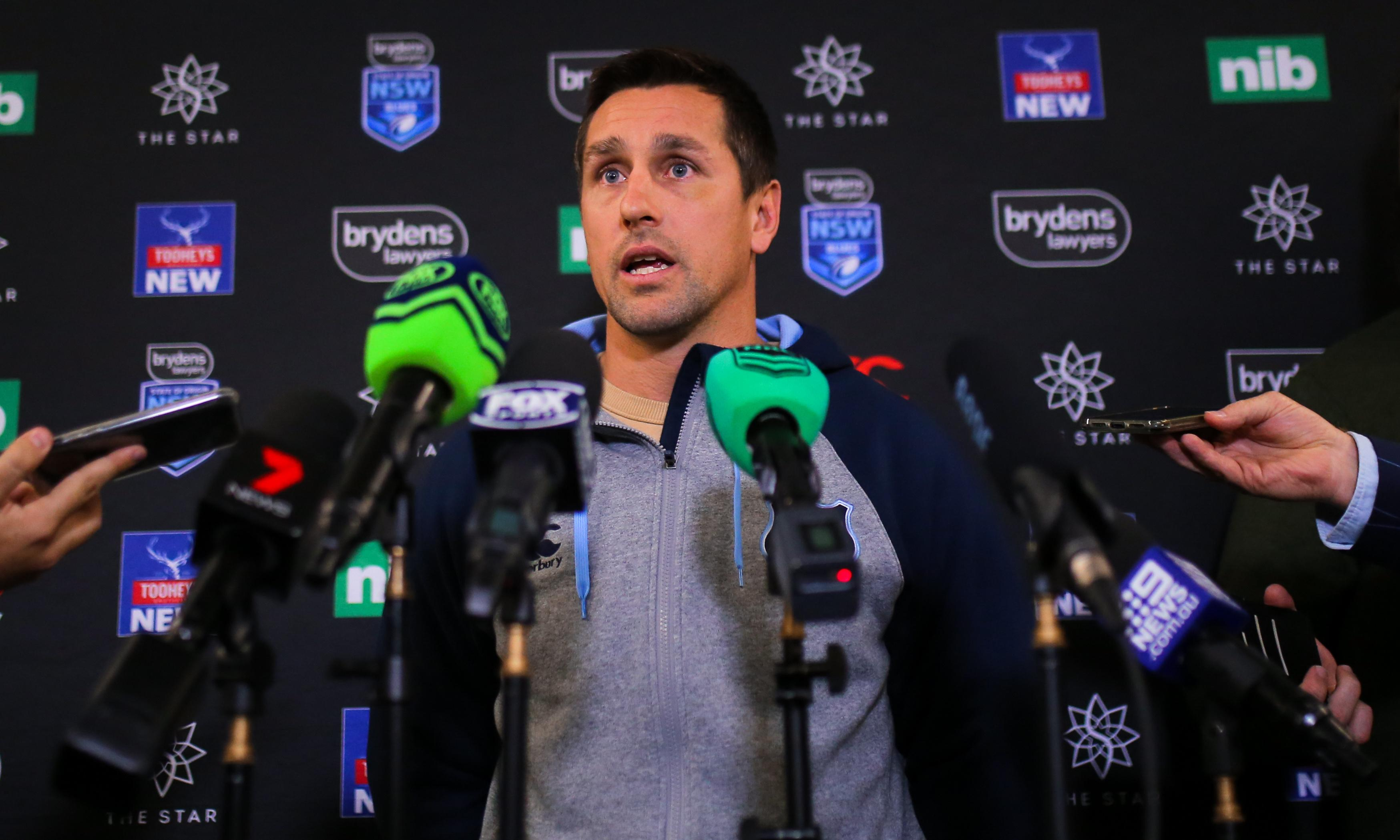 Mitchell Pearce: the riskiest inclusion in State of Origin history?