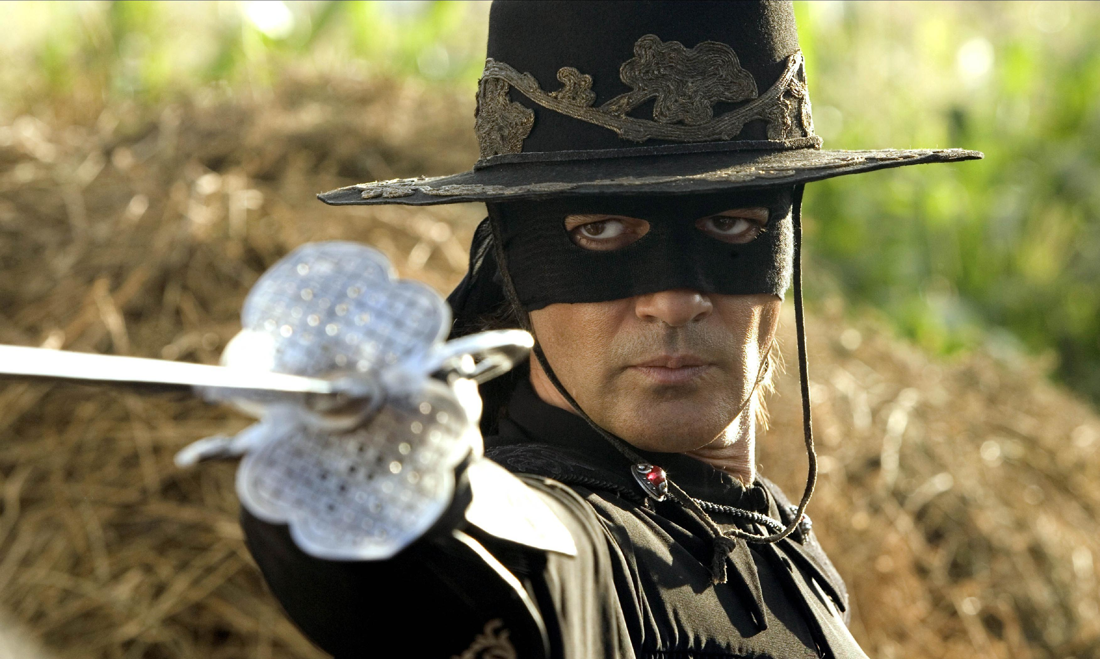 Did you solve it? The Zorro puzzle