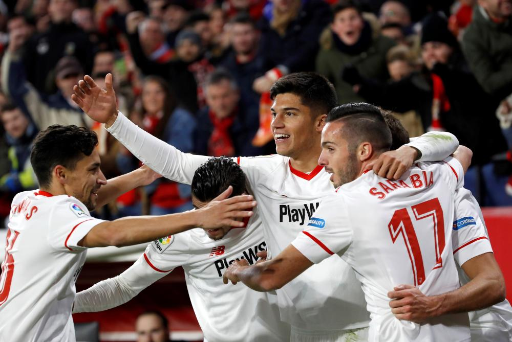 Sevilla and Joaquin Correa will have to be at their best to defeat Manchester United