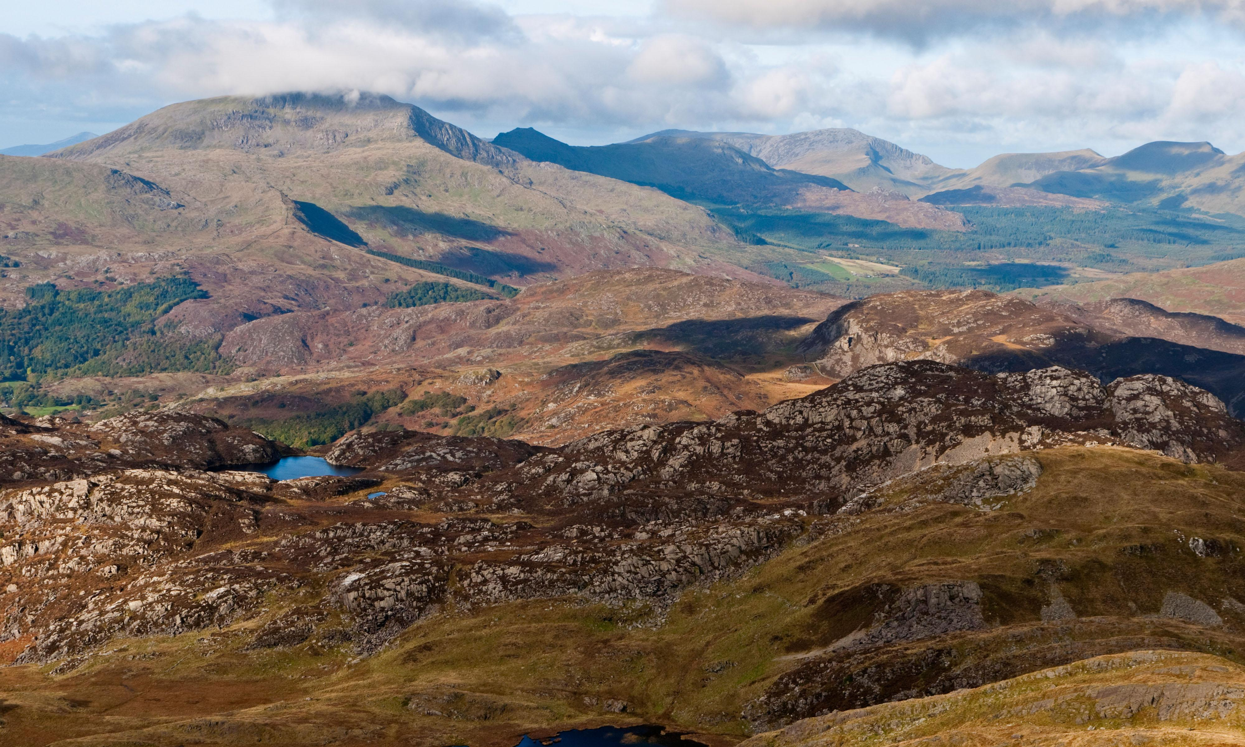 Off-peak: climbing Snowdonia's smaller, quieter summits