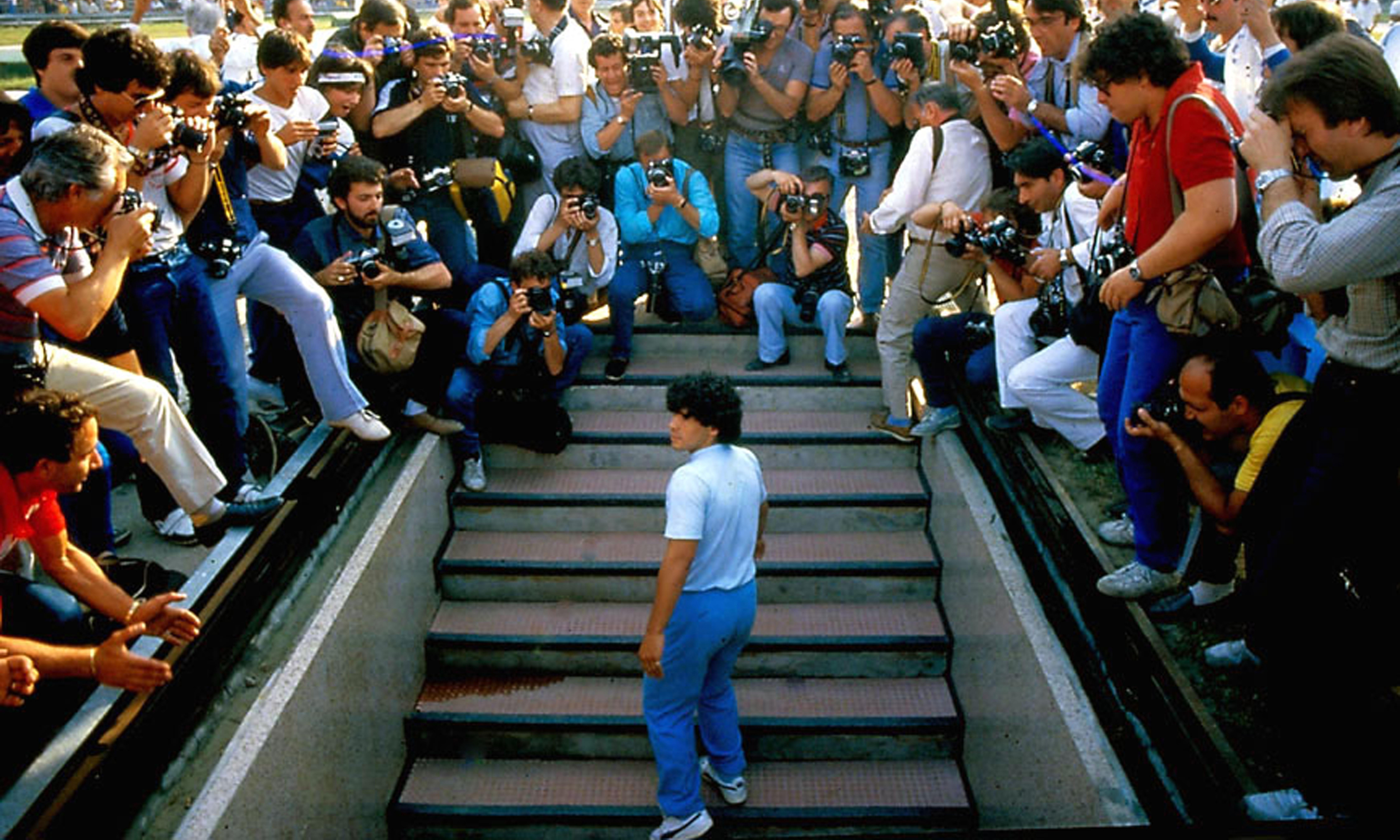 Diego Maradona review – a gripping game of two halves