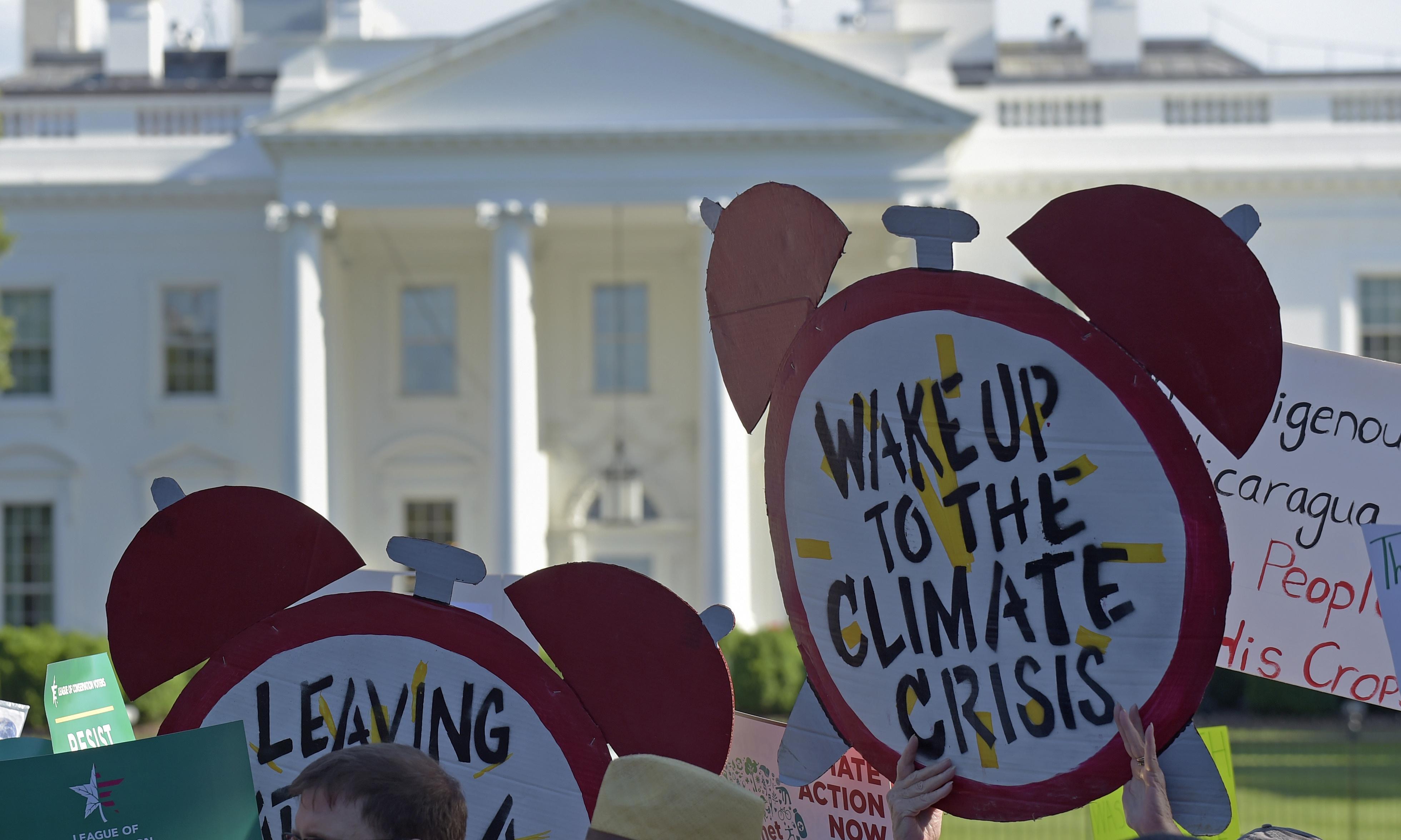 'Team Oil': ex-oil worker seeks to educate legislators on climate change