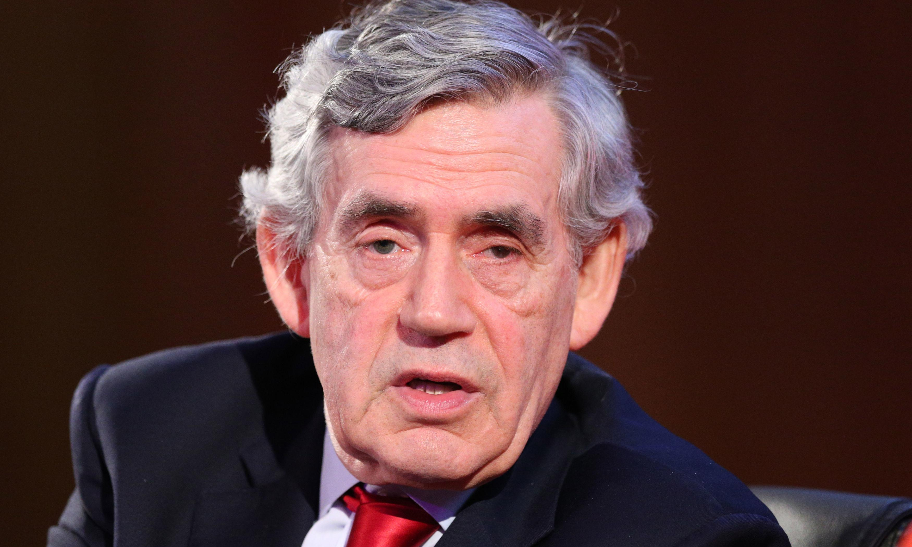 Gordon Brown: unity of UK at risk from 'hijacking of patriotism'