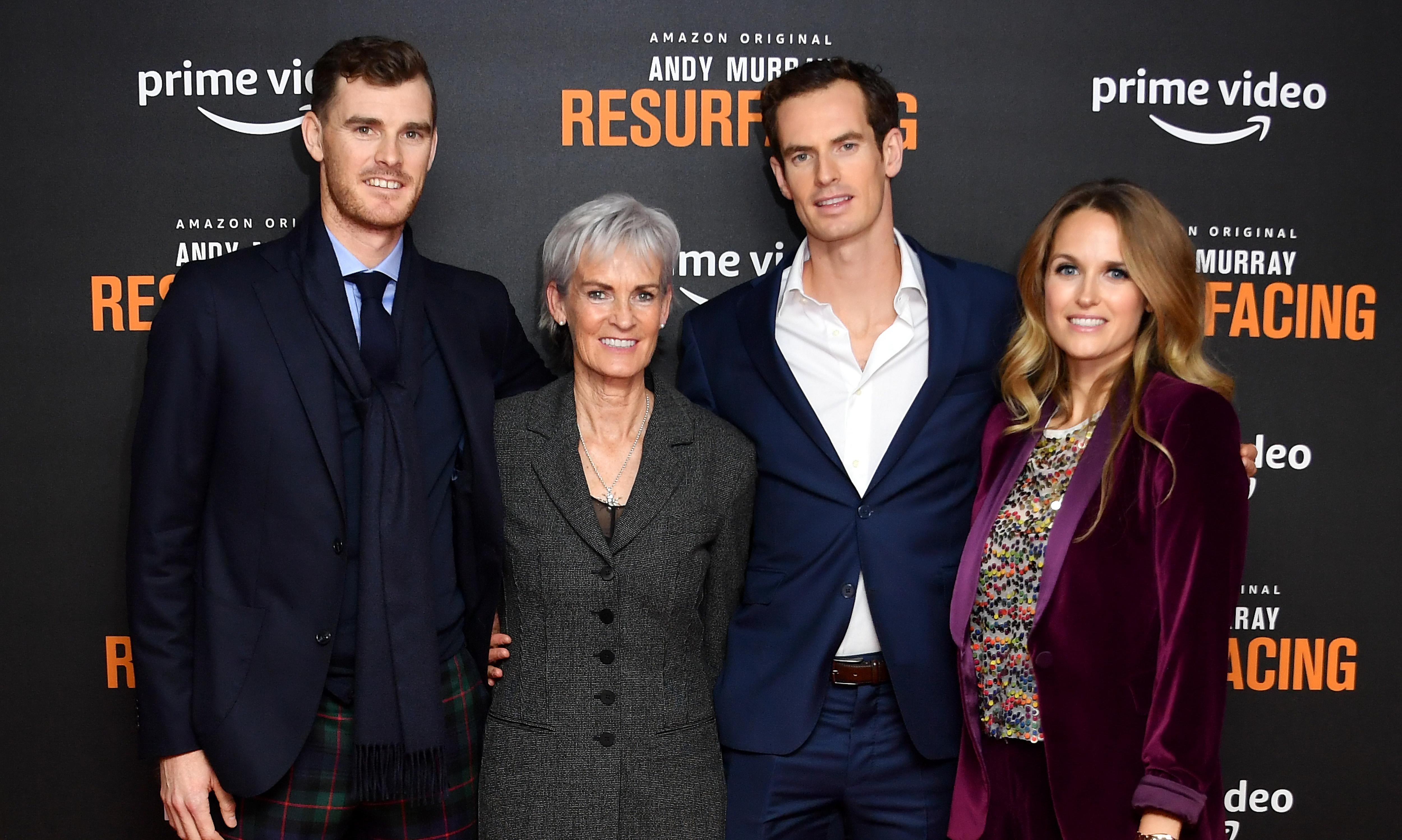 Andy Murray: 'Dunblane was when I was nine … then our parents divorced'
