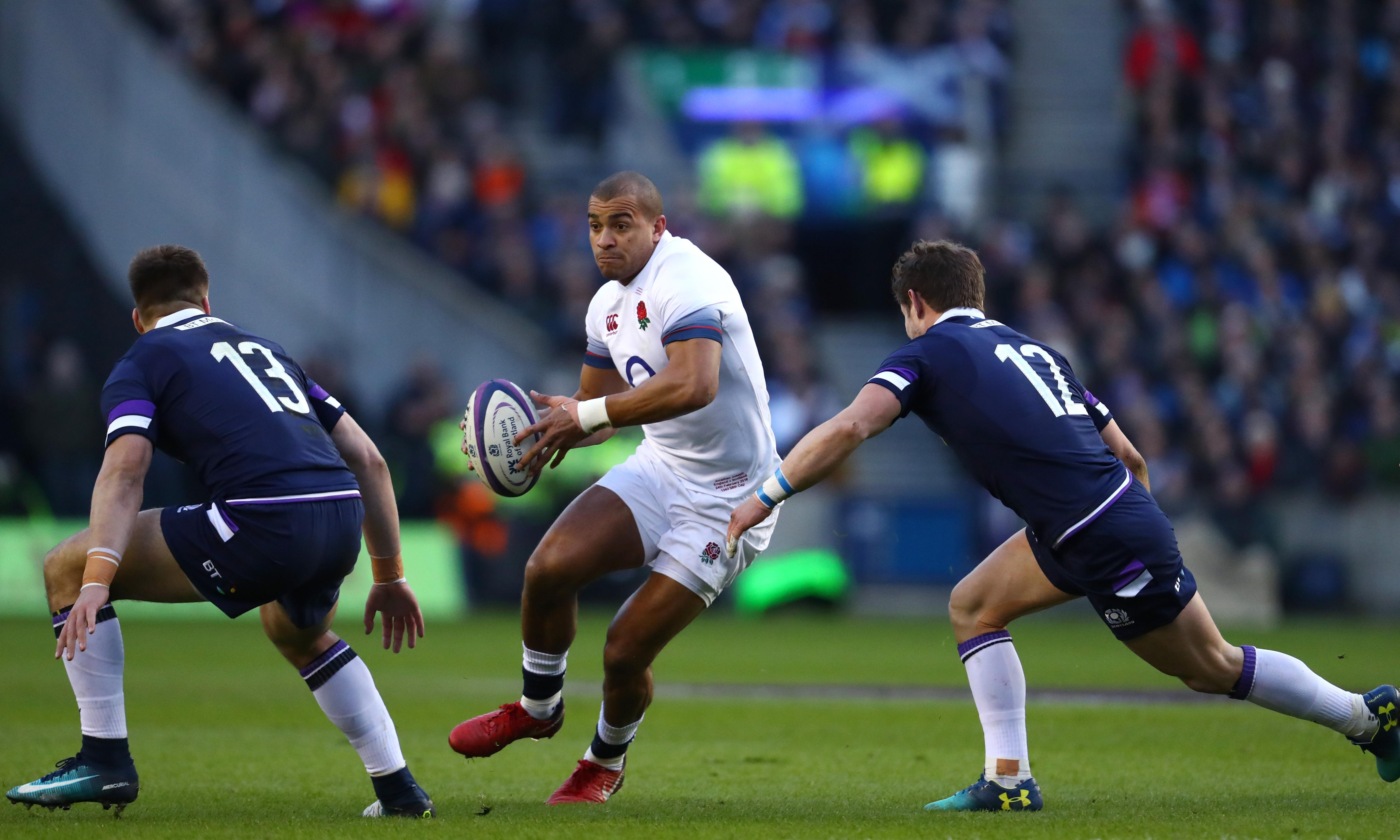 England call up Jonathan Joseph to Six Nations squad for Portugal trip