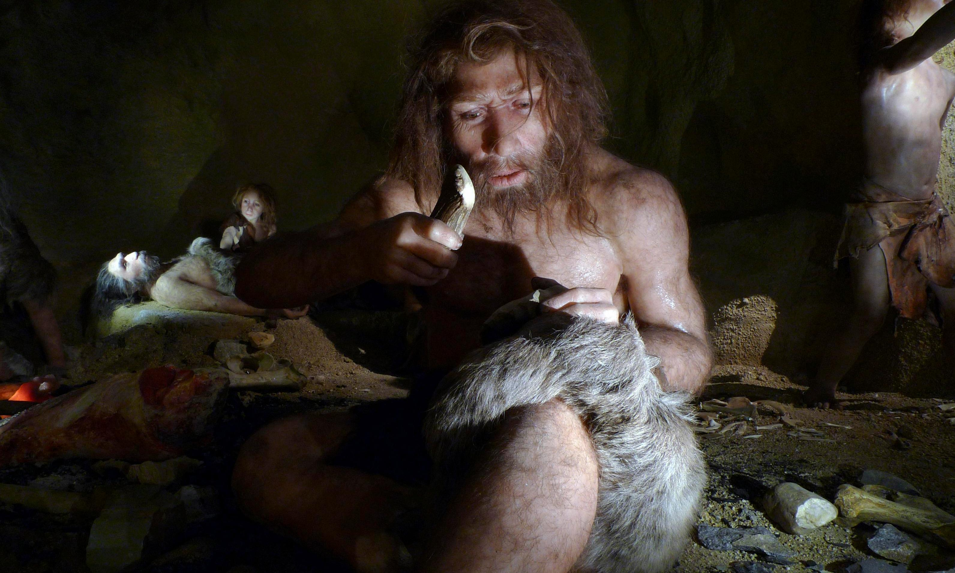 The five: surprising talents of the Neanderthals