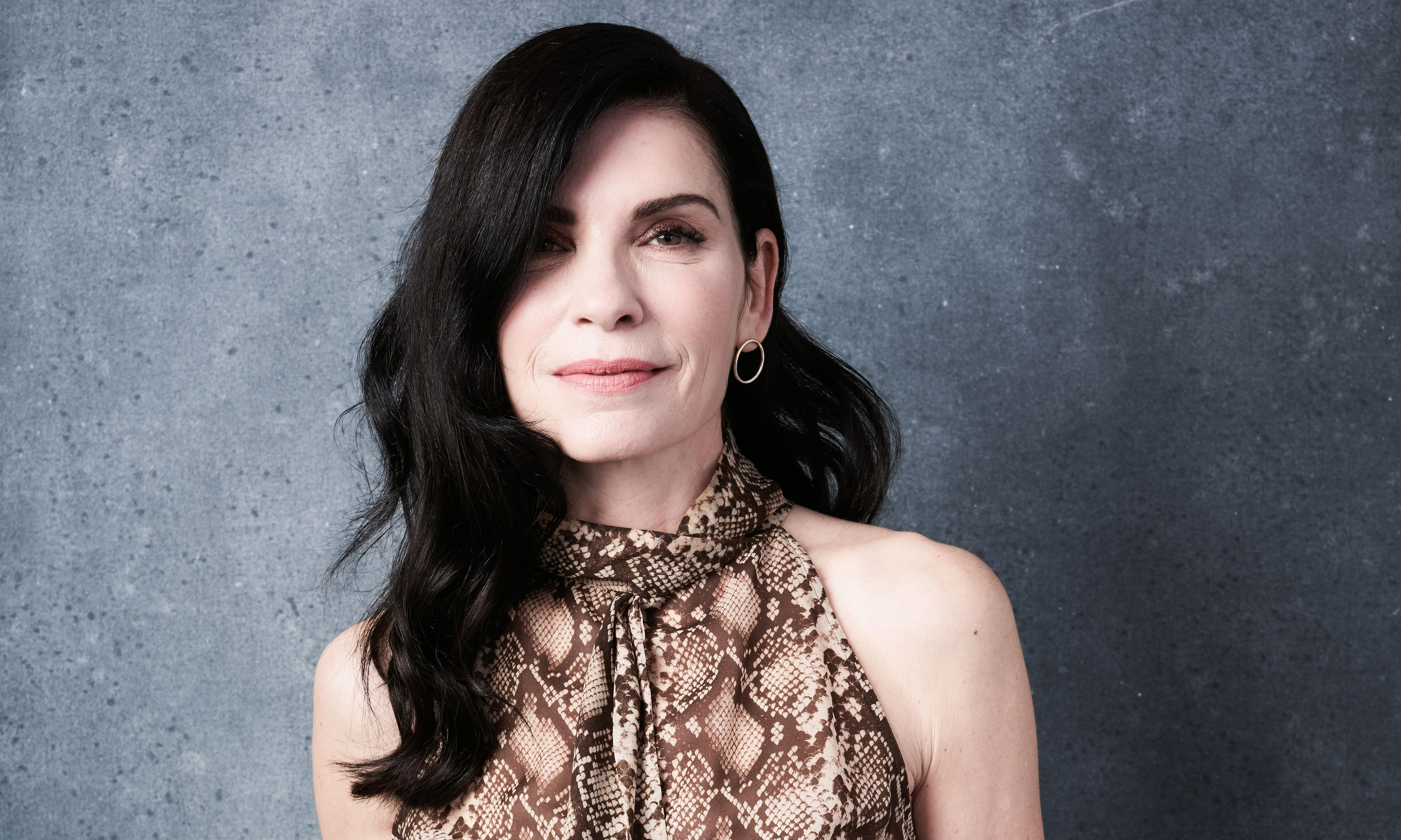 Julianna Margulies on her shocking Ebola drama: 'I panicked in my hazmat suit!'