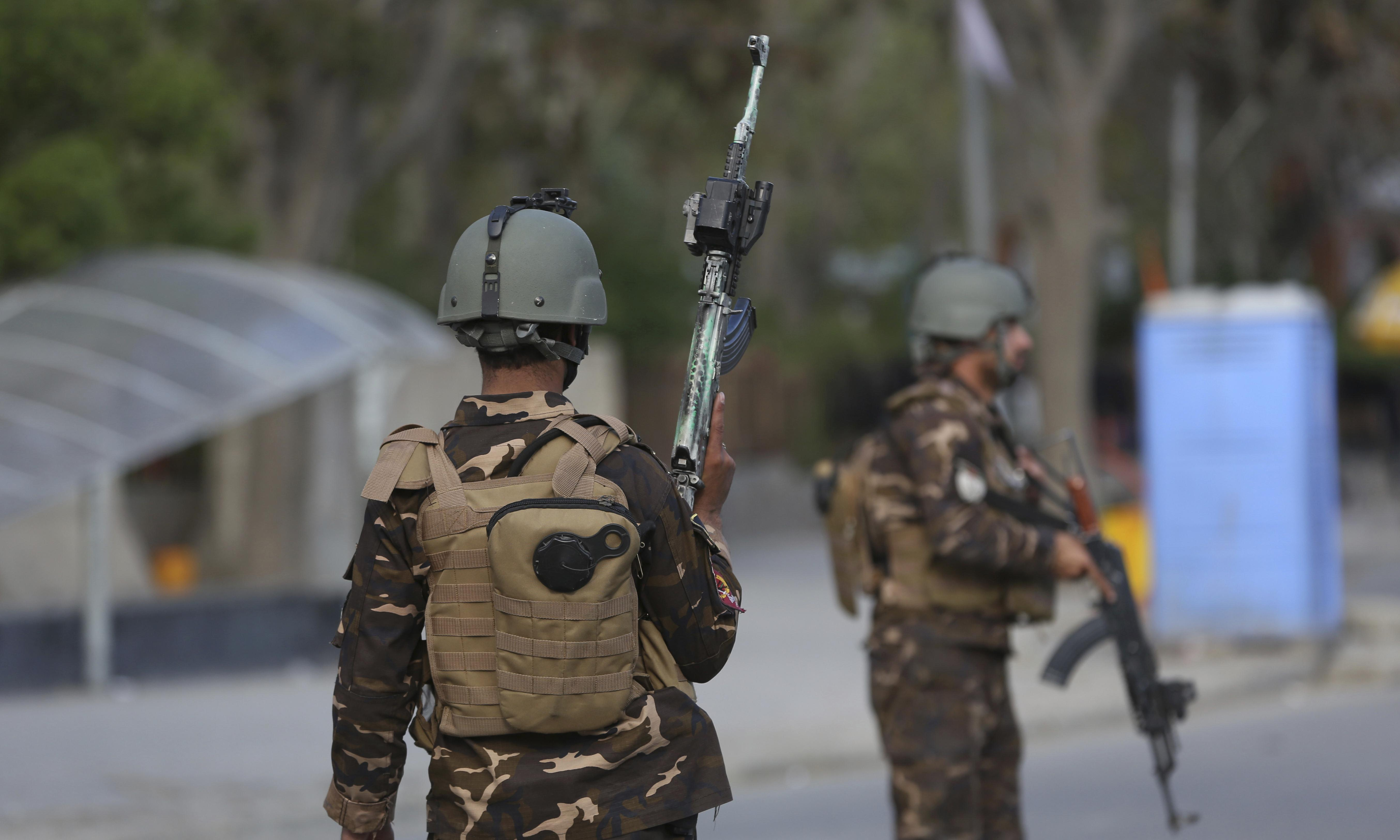 More Afghan civilians killed by Nato-led forces than Taliban in 2019