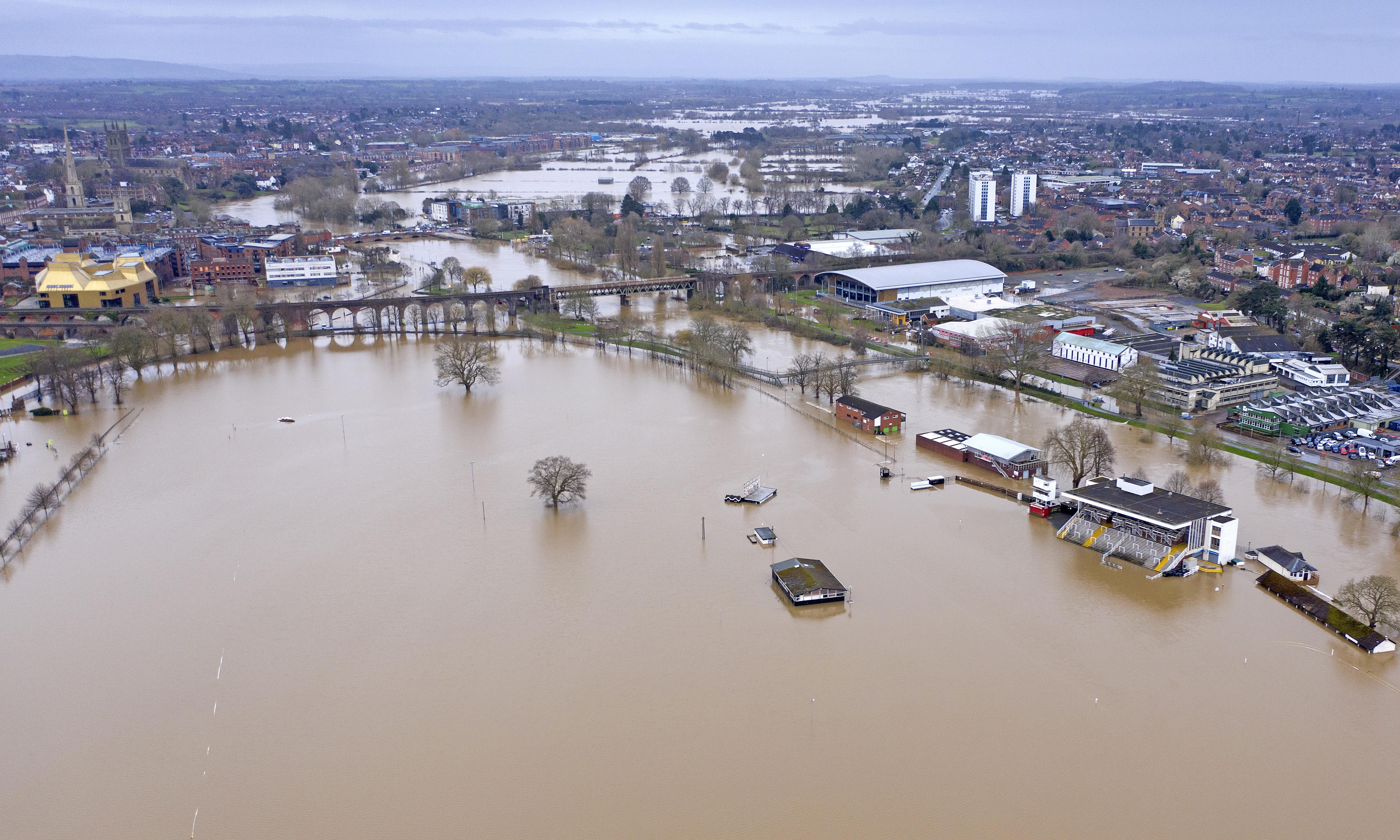Tories ignored expert flood advice and courted austerity. Behold the results
