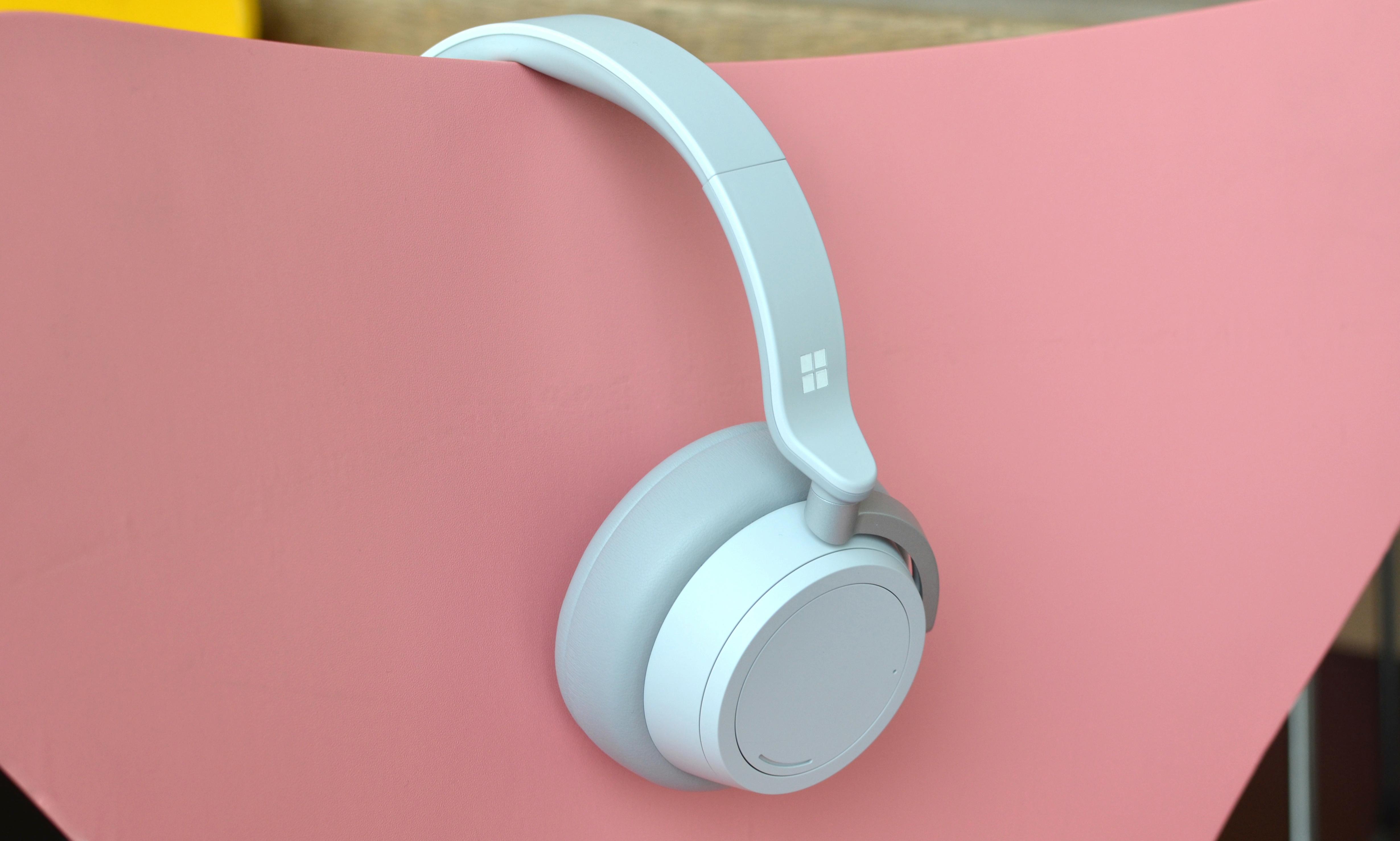 Microsoft Surface Headphones review: close but no cigar