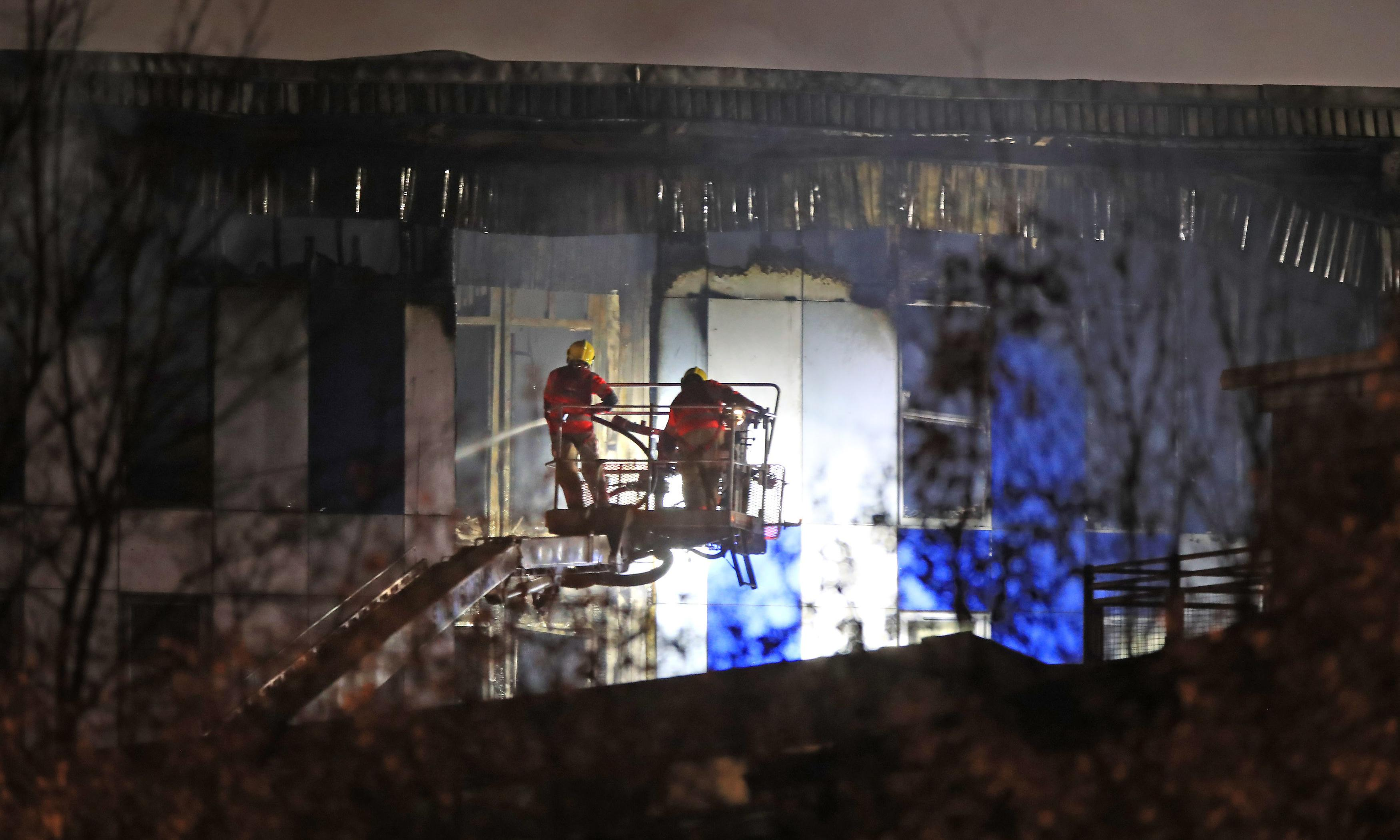 Bolton fire: government downplaying risks of HPL cladding, say critics