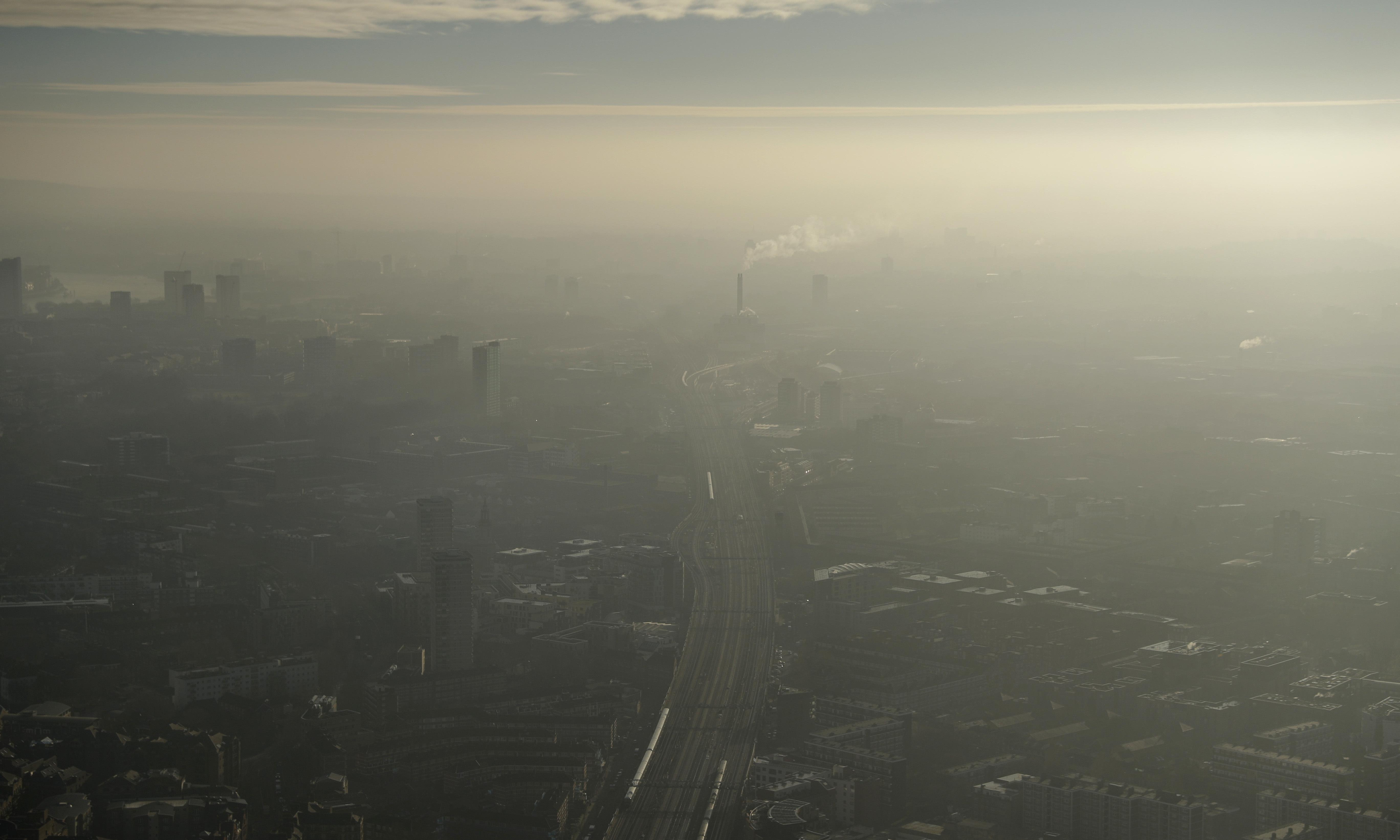 Air pollution linked to greater risk of mouth cancer, finds study