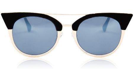 Aviator kitten sunglasses, £30, from Skinny Dip.