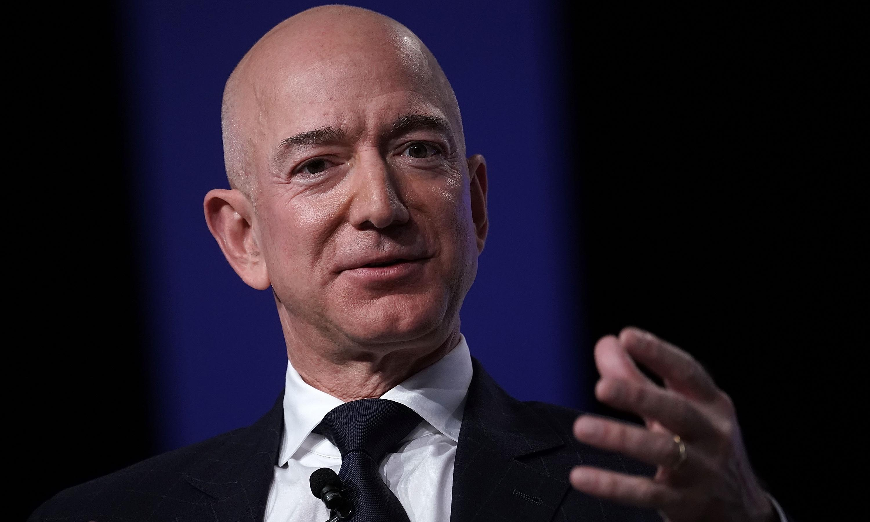 Jeff Bezos tells employees 'one day Amazon will fail'