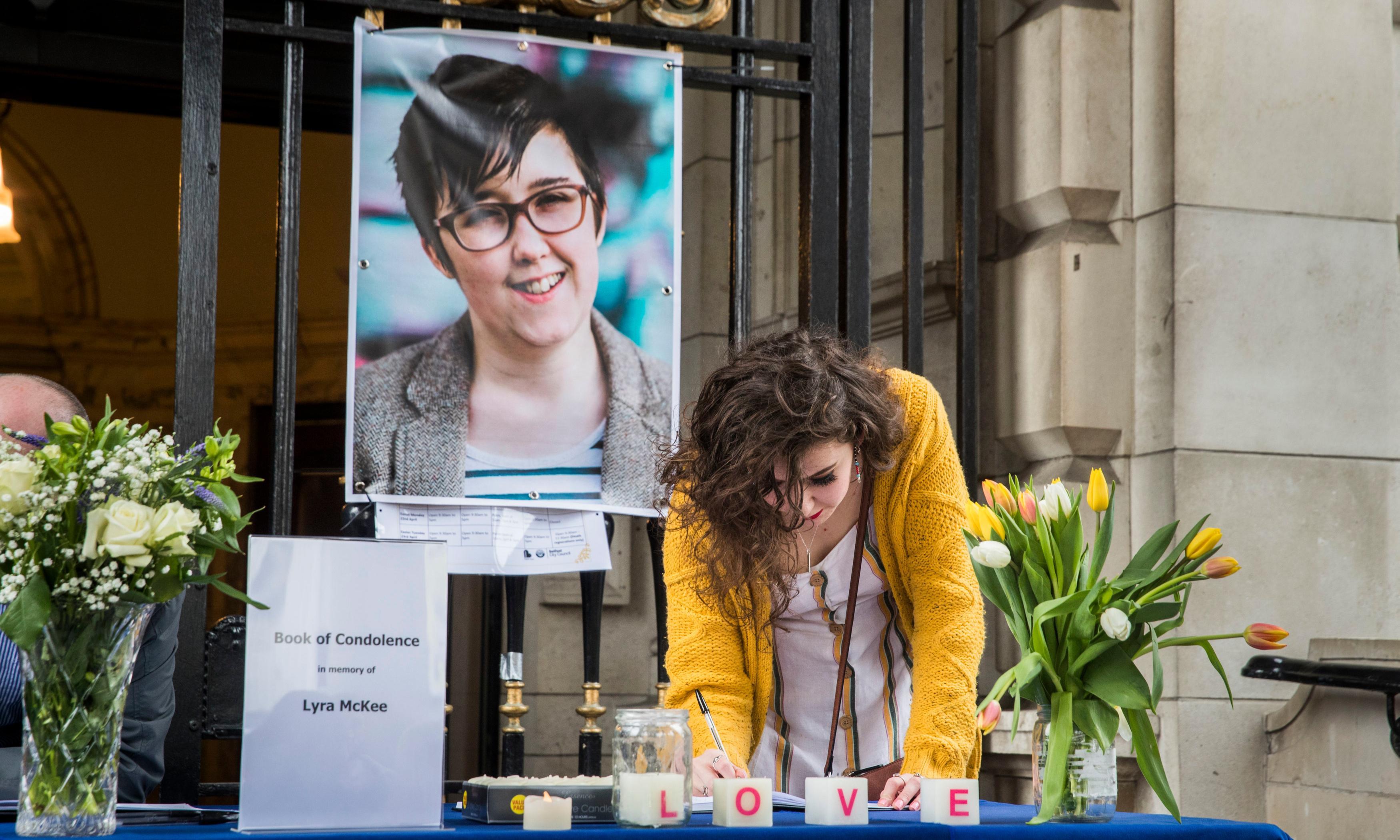 Lyra McKee killing: 'New breed of terrorism' in Northern Ireland, says PSNI
