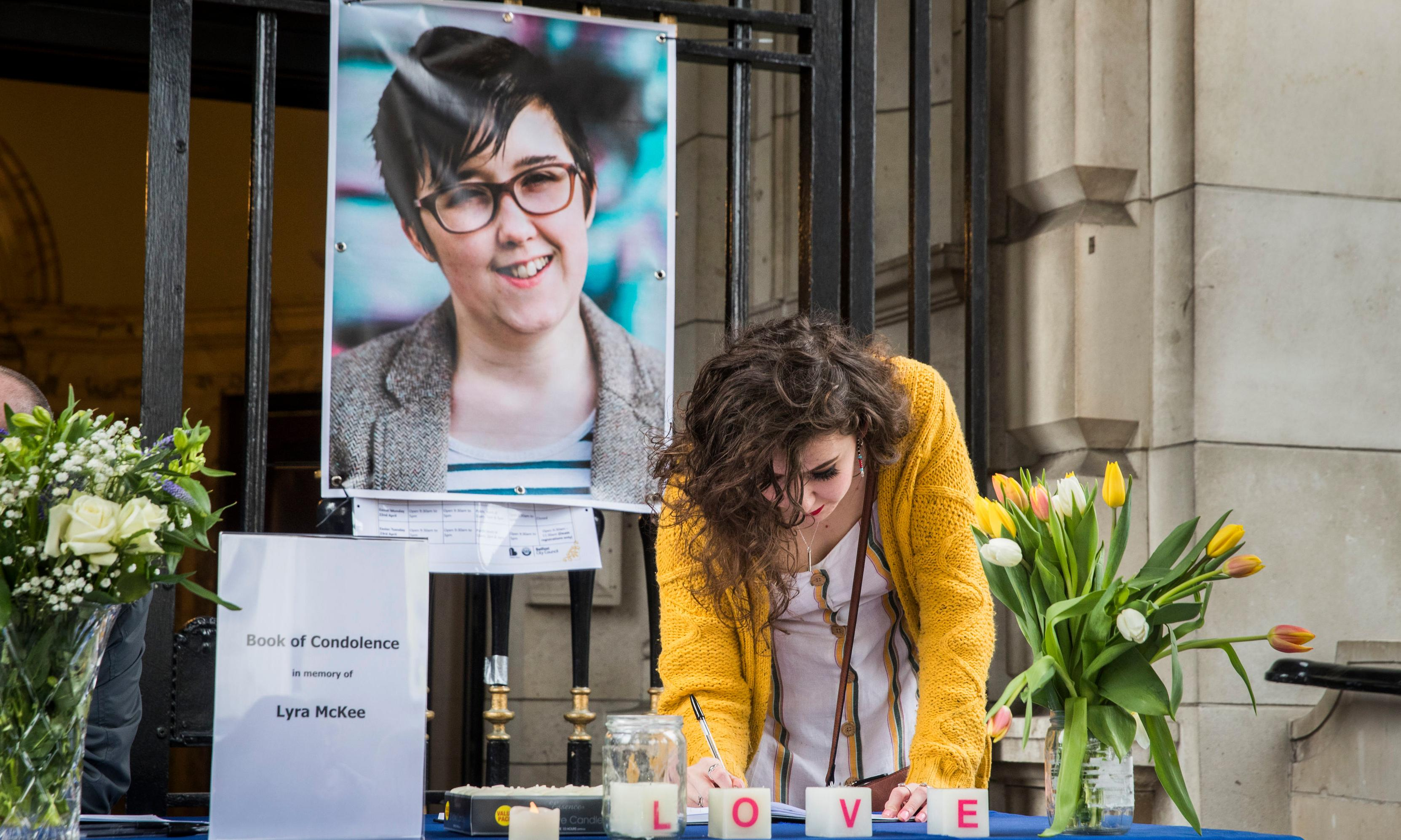 The tragic killing of Lyra McKee in Derry shows how hard it is for wars to end