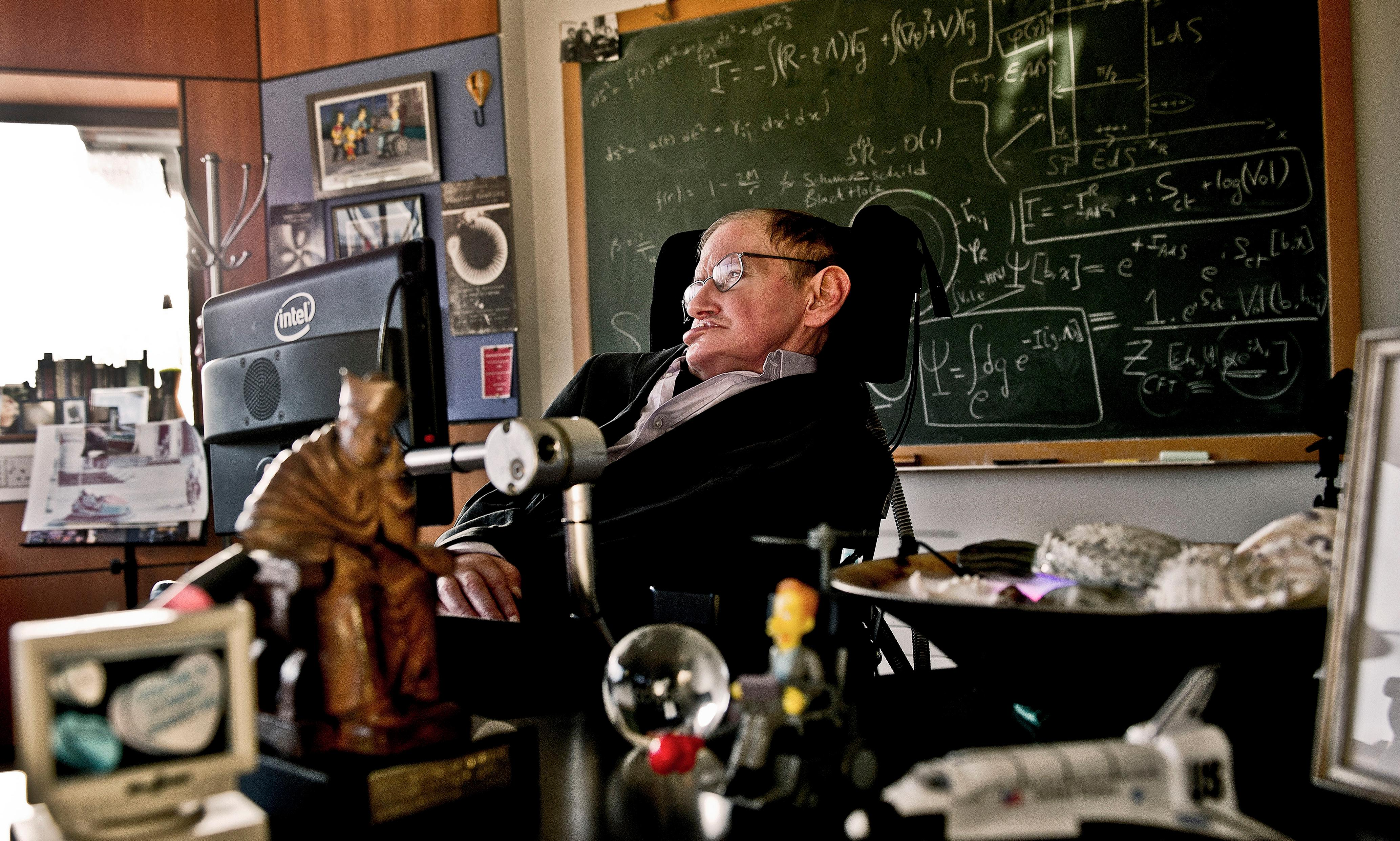 Stephen Hawking's final theory sheds light on the multiverse