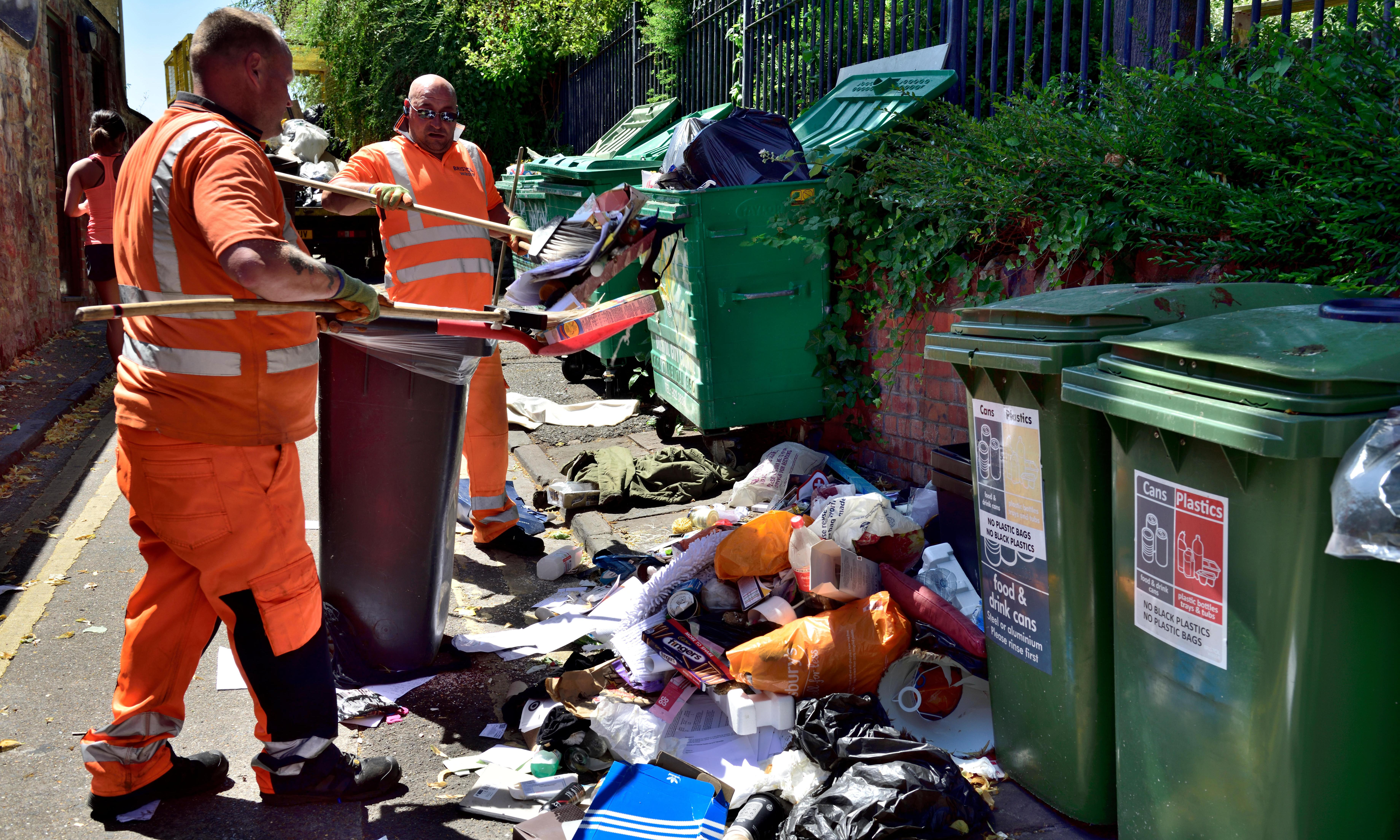English councils deal with more than 1m fly-tipping cases