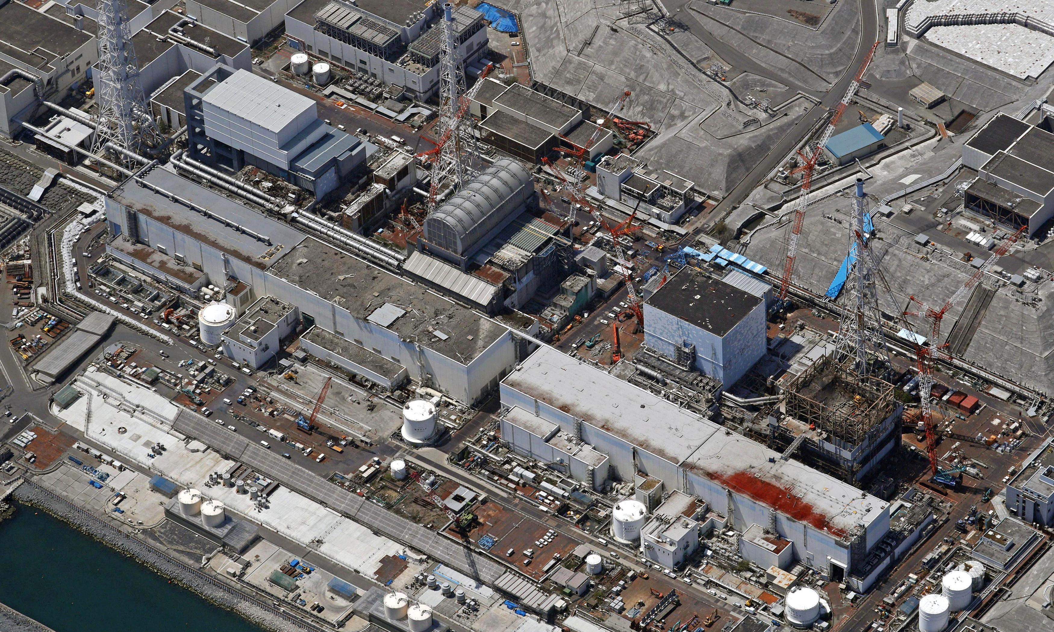 Radiation hotspots 'found near Fukushima Olympic site'