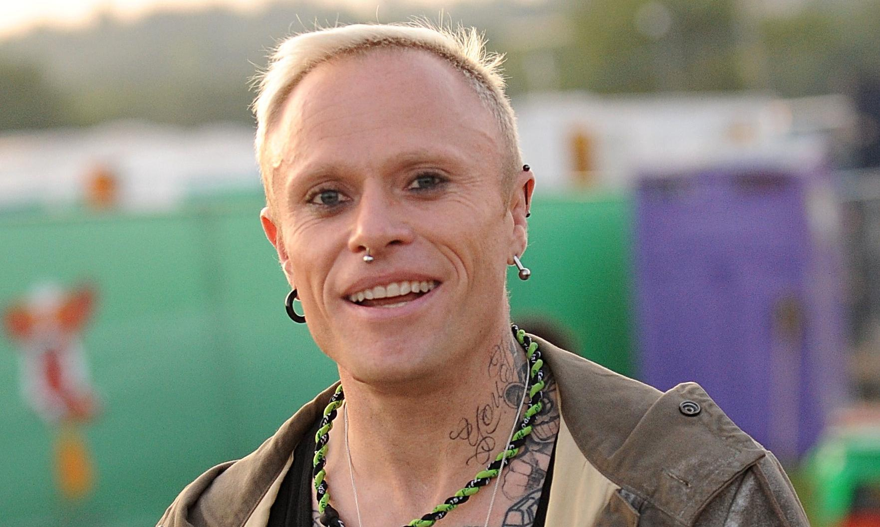 Prodigy singer Keith Flint's death not being treated as suspicious